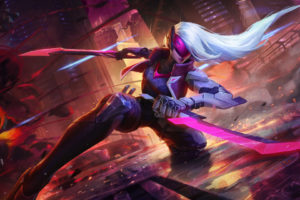 Project Katarina League of Legends Wallpapers