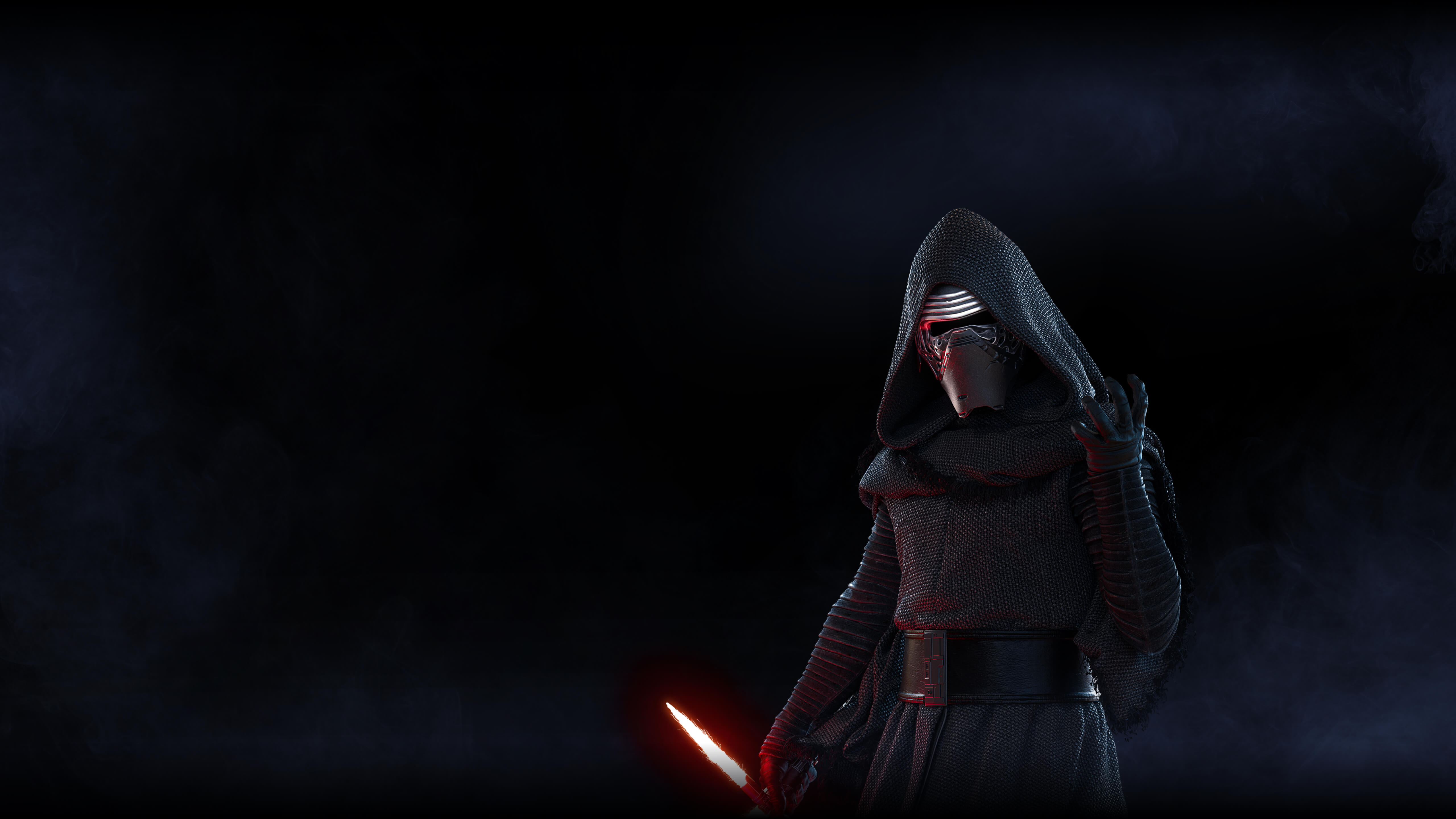 Star Wars Battlefront II Kylo Ren 5K Wallpapers