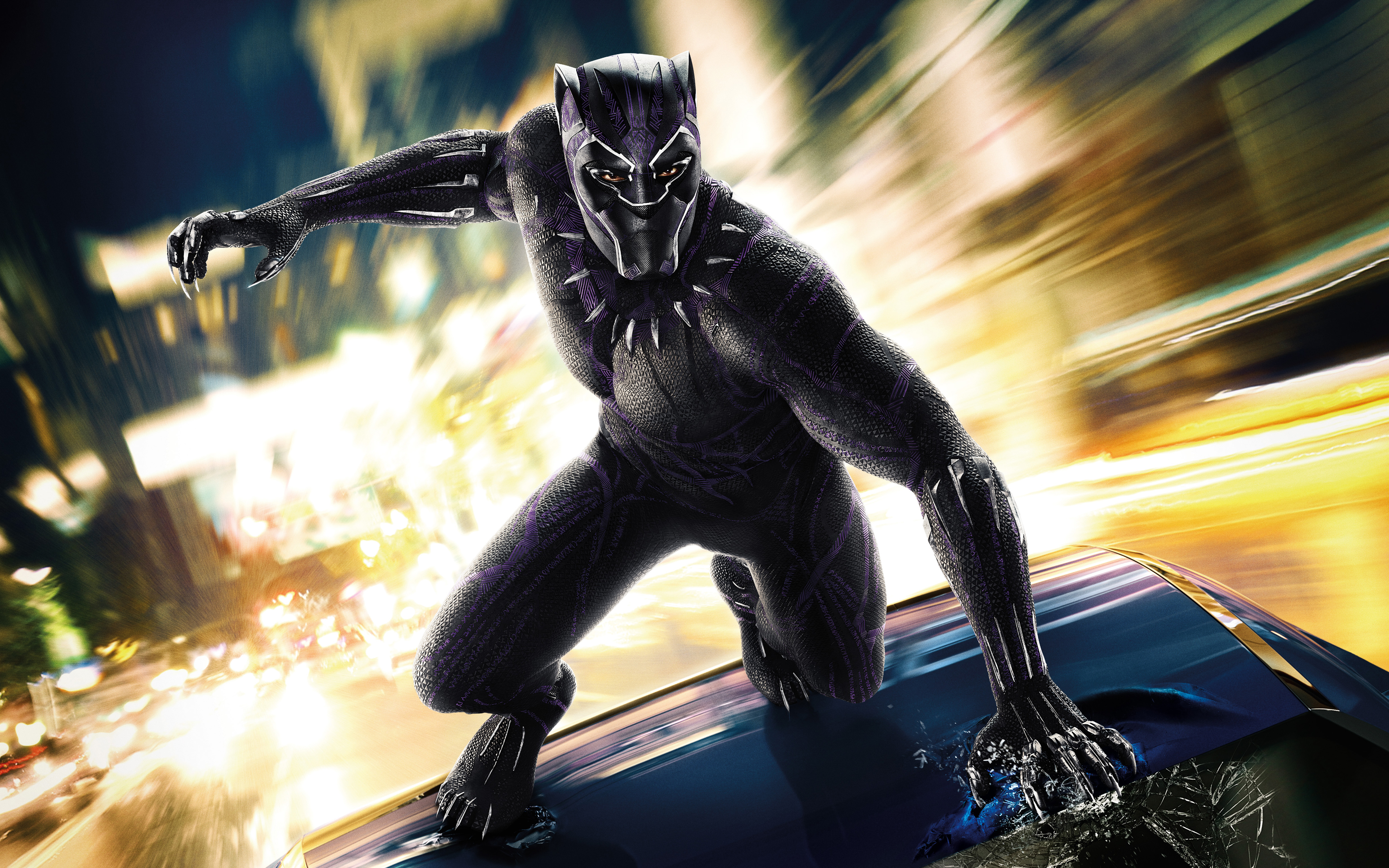 Black Panther 2018 Hd 5k Wallpapers Hd Wallpapers