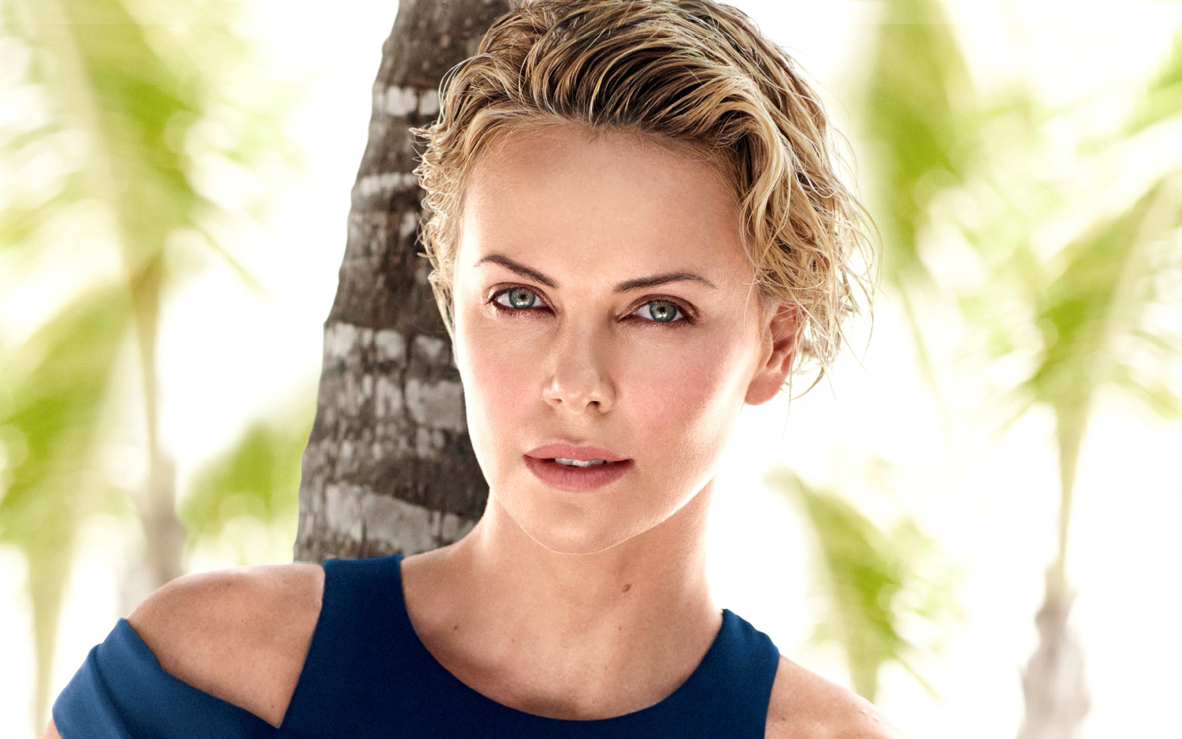 Charlize Theron 4K Wallpapers