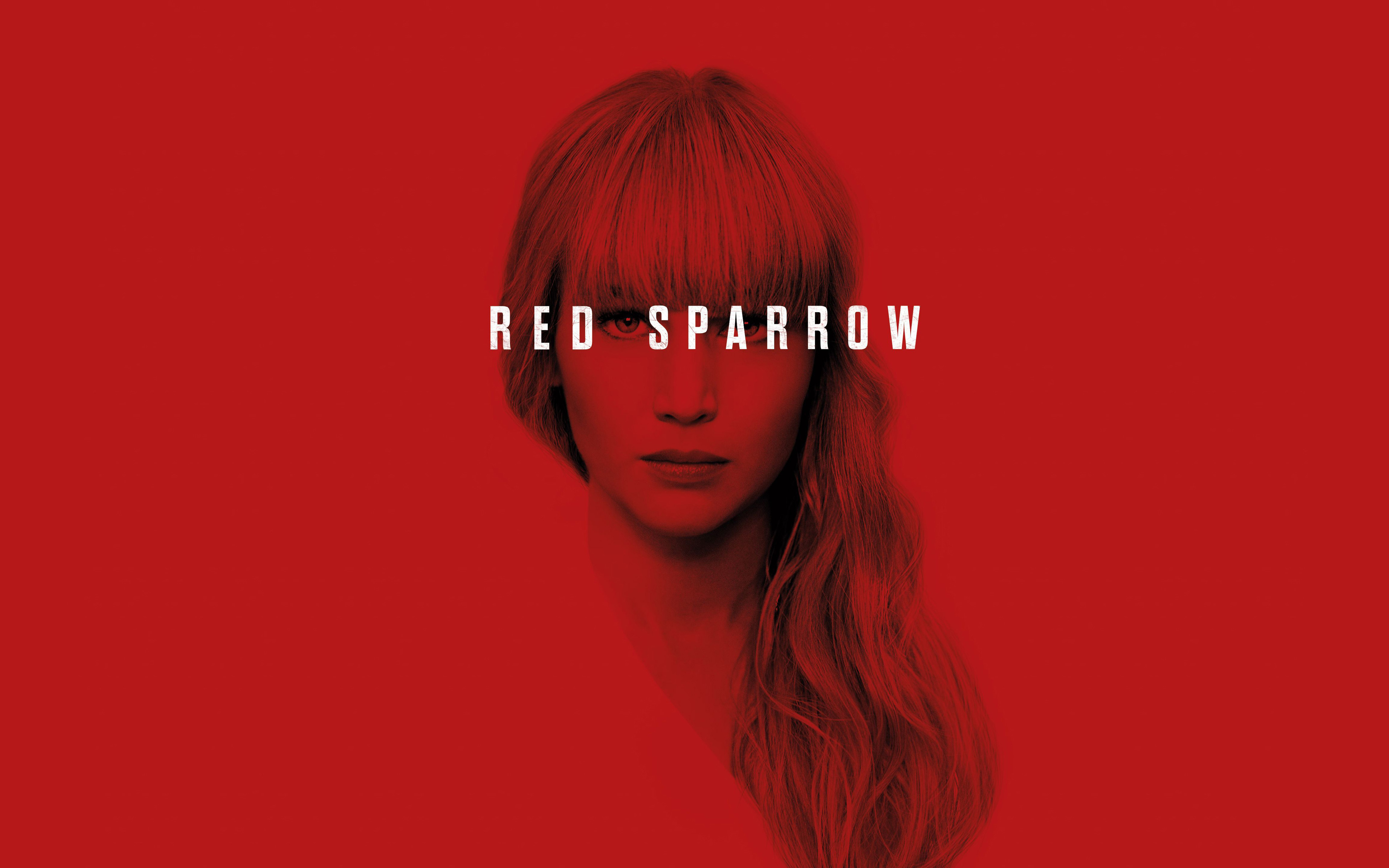 Jennifer Lawrence Red Sparrow 4K Wallpapers