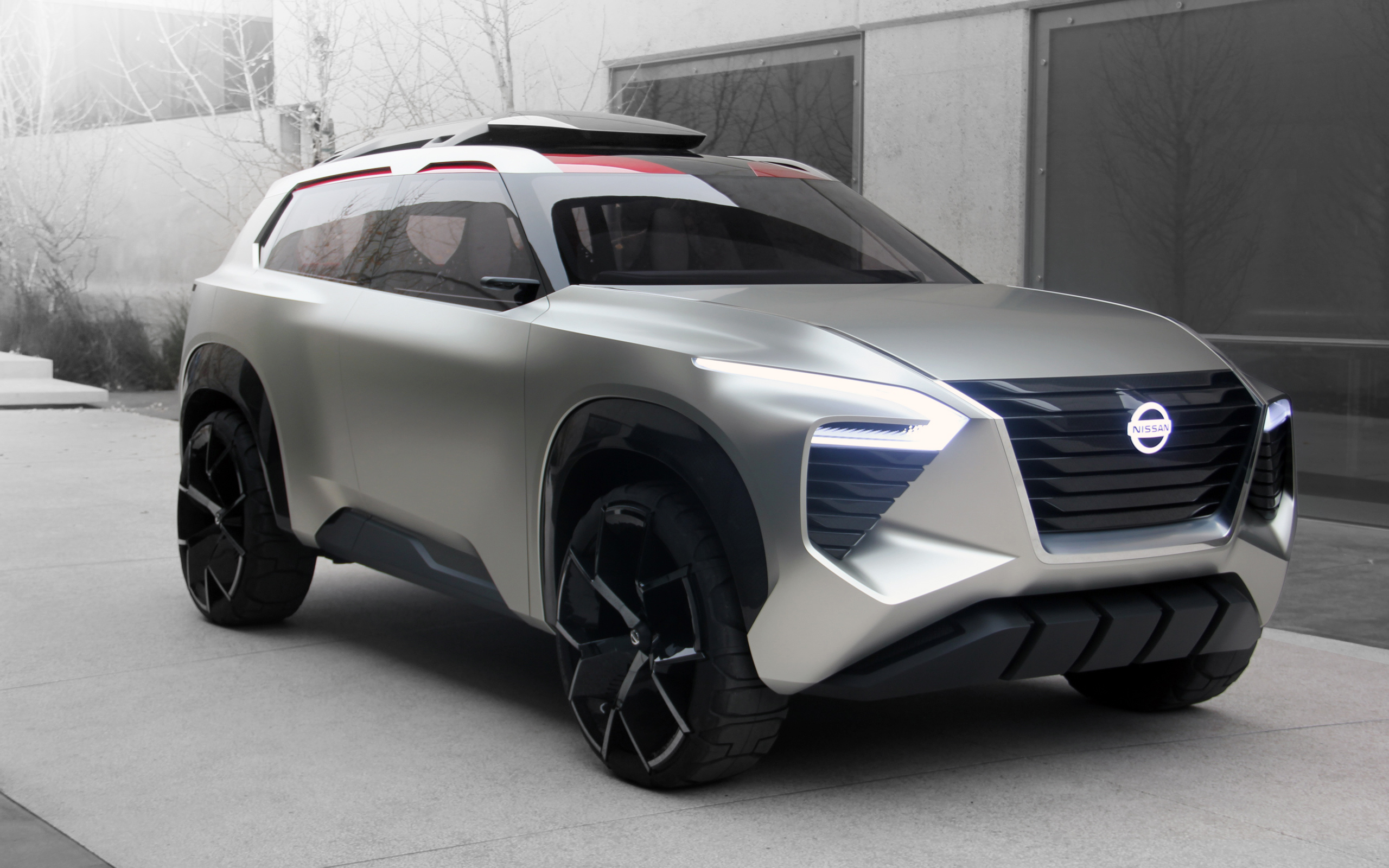 Nissan Xmotion Concept Wallpapers