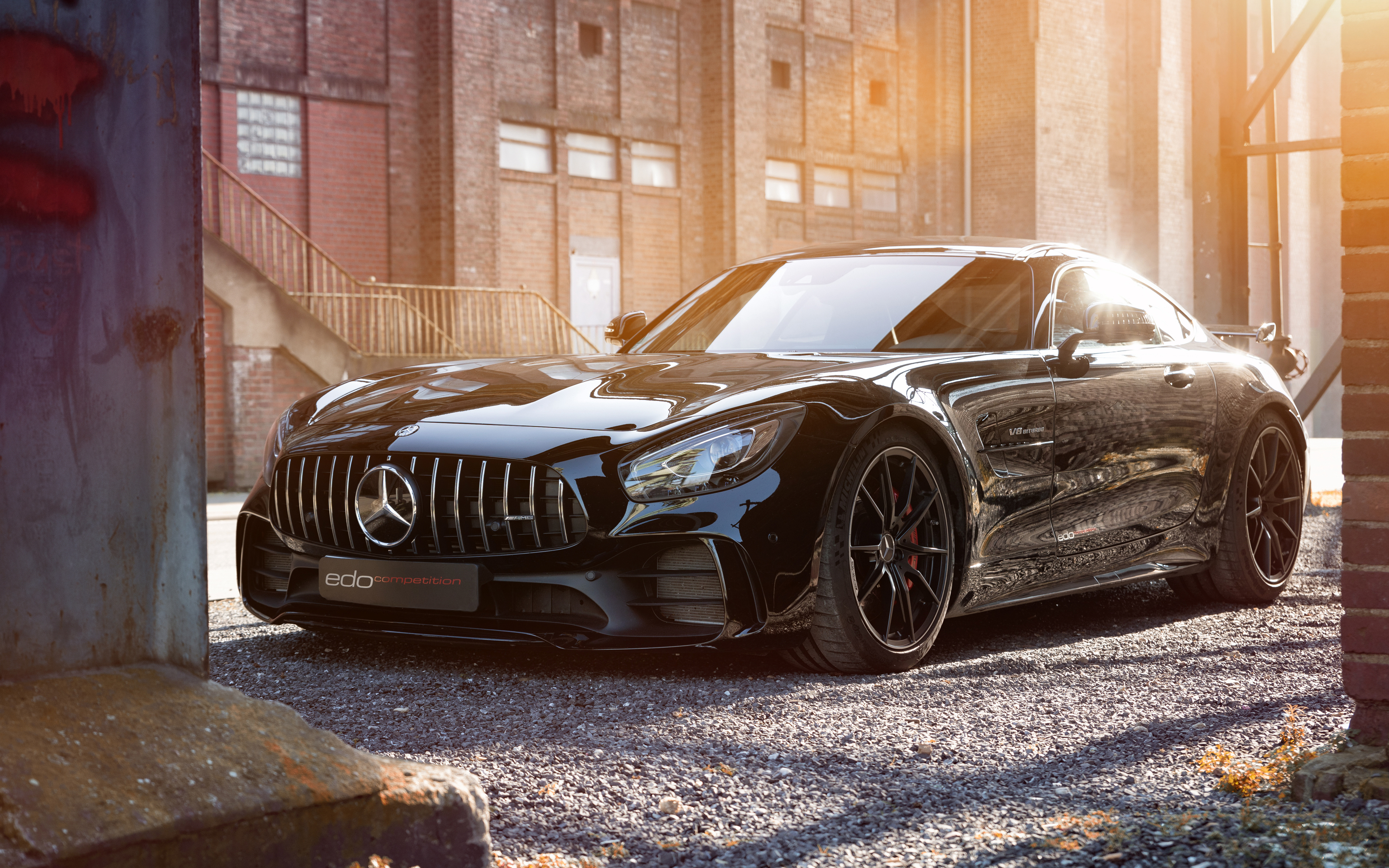 2018 Edo Competition Mercedes Amg Gt R 4k Wallpapers Hd Wallpapers
