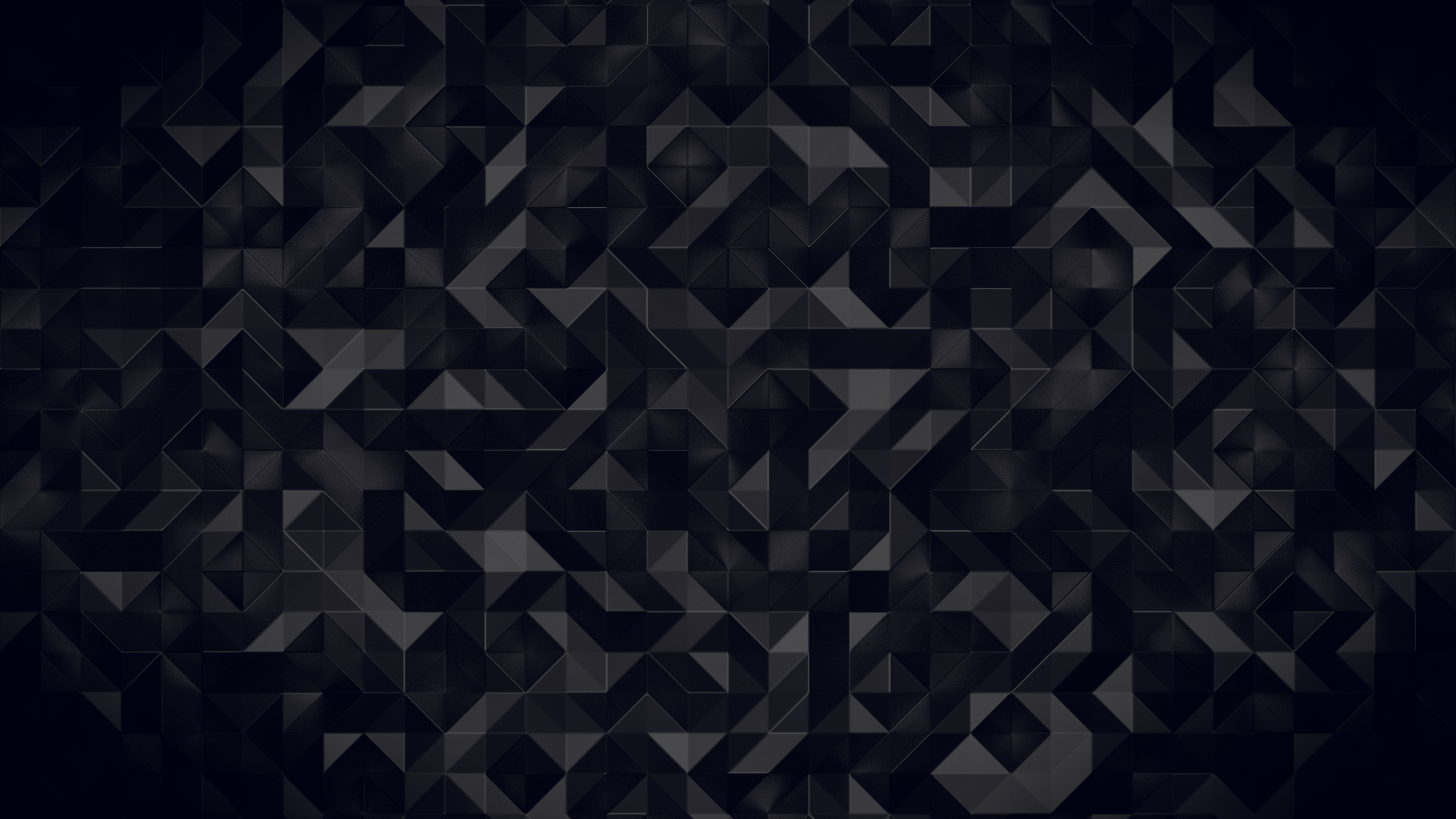 Darkness Triangles 4K Wallpapers | HD Wallpapers