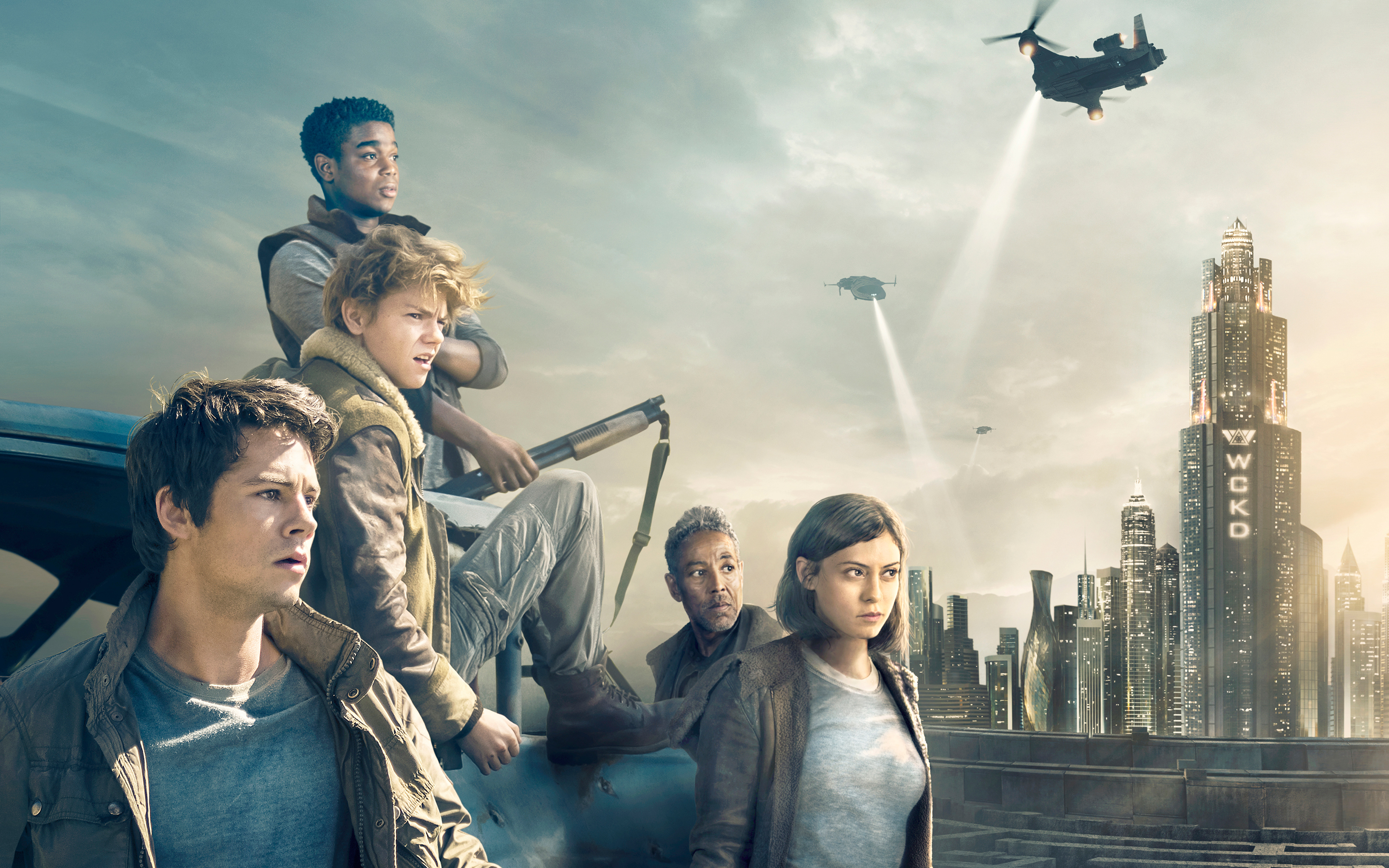Maze Runner The Death Cure 2018 Movie 4k Wallpapers Hd Wallpapers