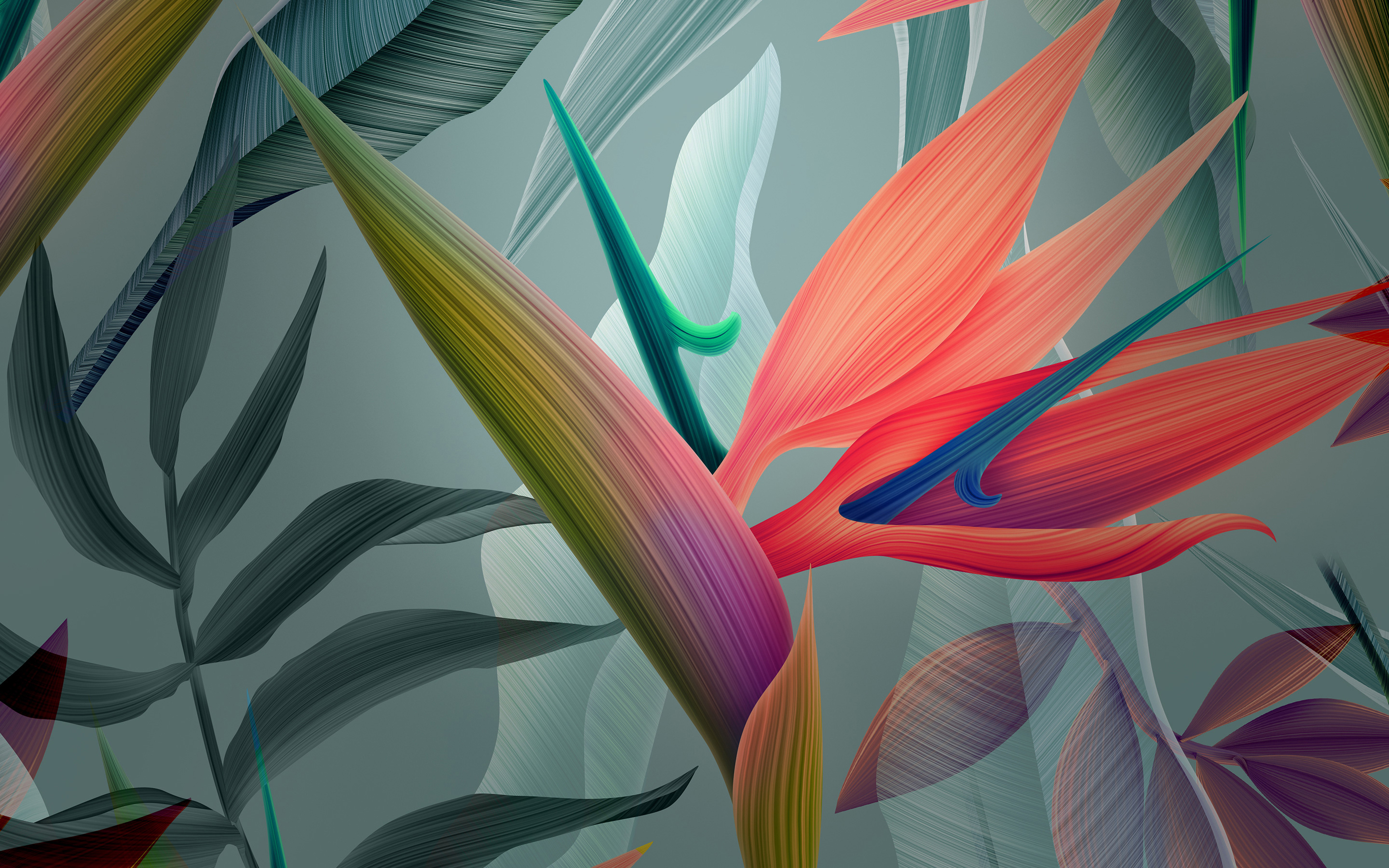 Abstract Flowers Wallpapers Hd Wallpapers