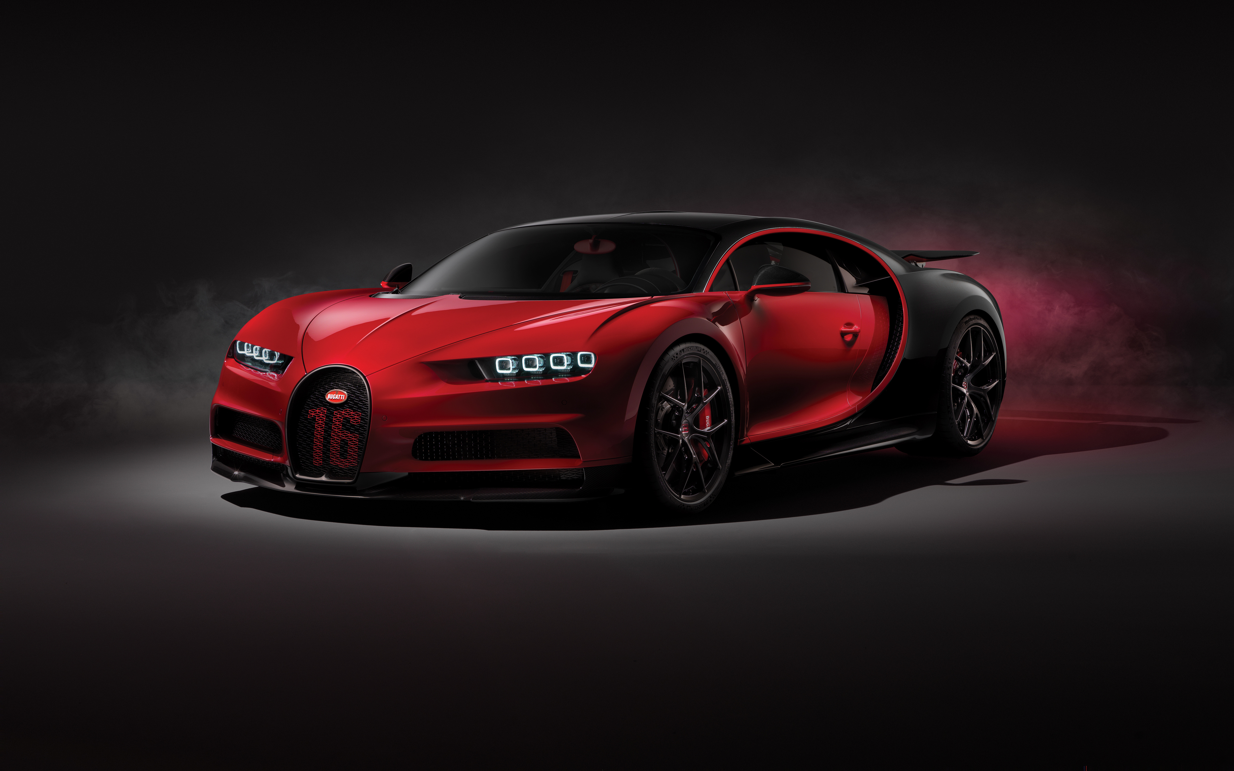 Bugatti Chiron Sport Geneva Motor Show 2018 4k Wallpapers Hd Wallpapers