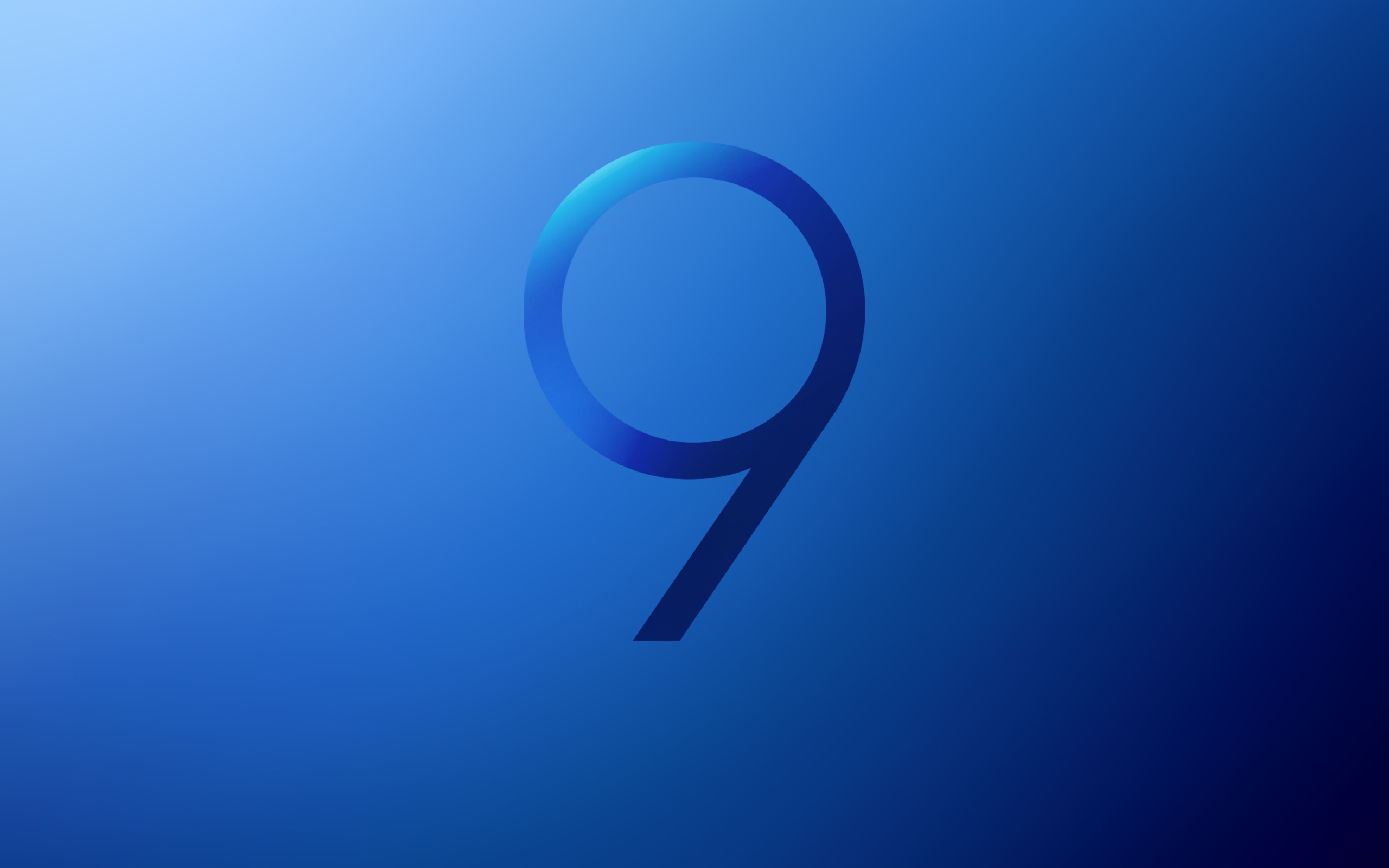Samsung Galaxy S9 Stock Blue Wallpapers. ««