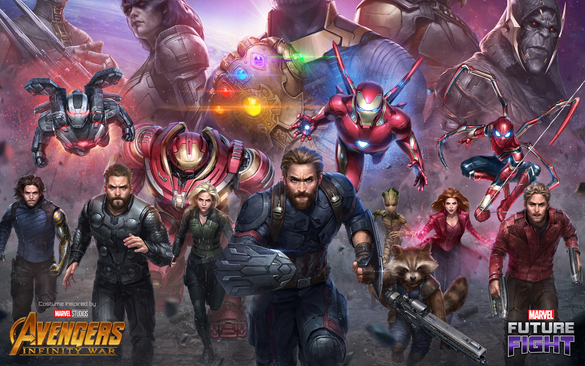 Avengers Infinity War Superheroes Wallpapers. Avengers Infinity War Superheroes Wallpapers. ««