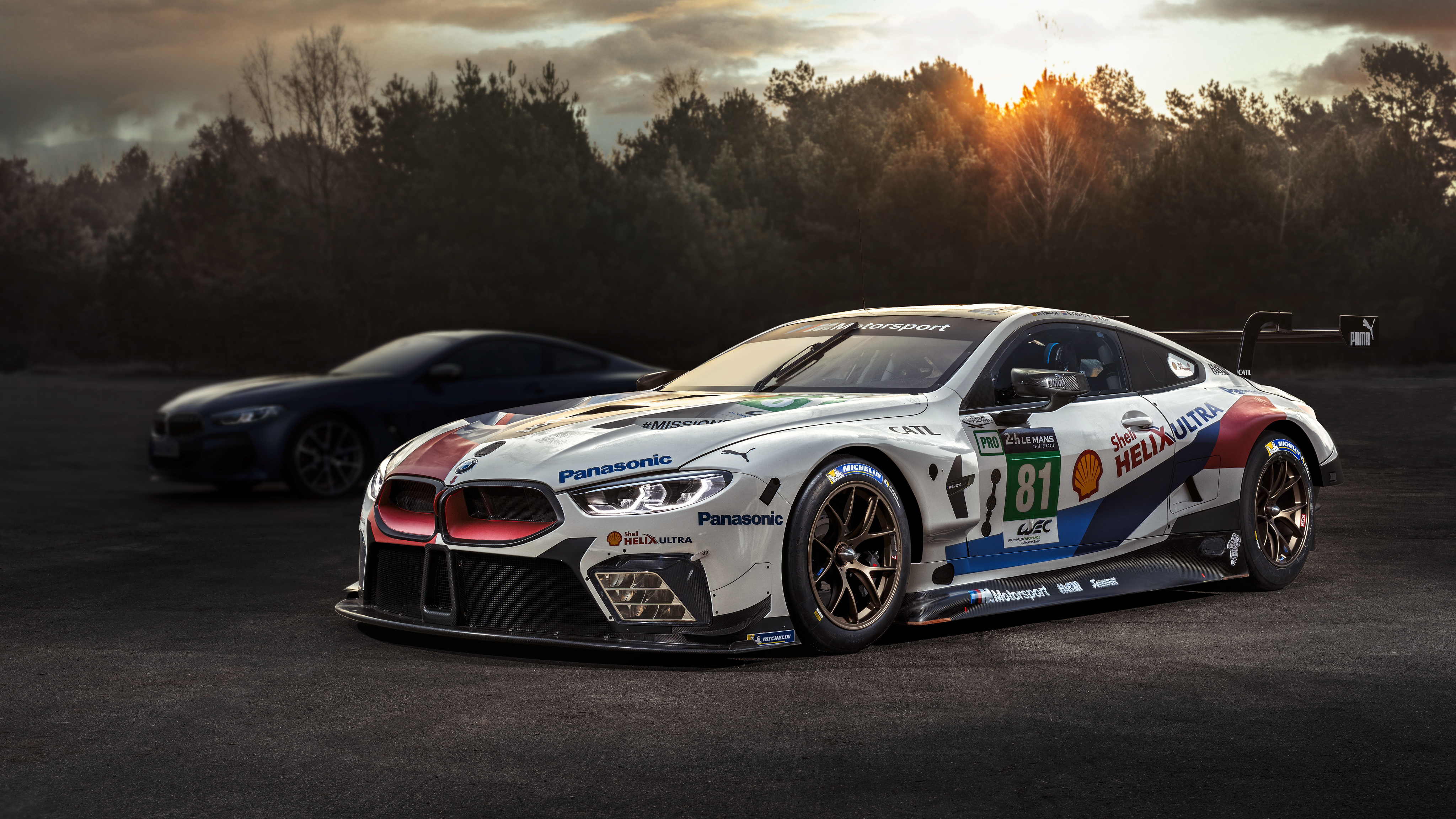 BMW M8 GTE 2018 4K Wallpapers | HD Wallpapers