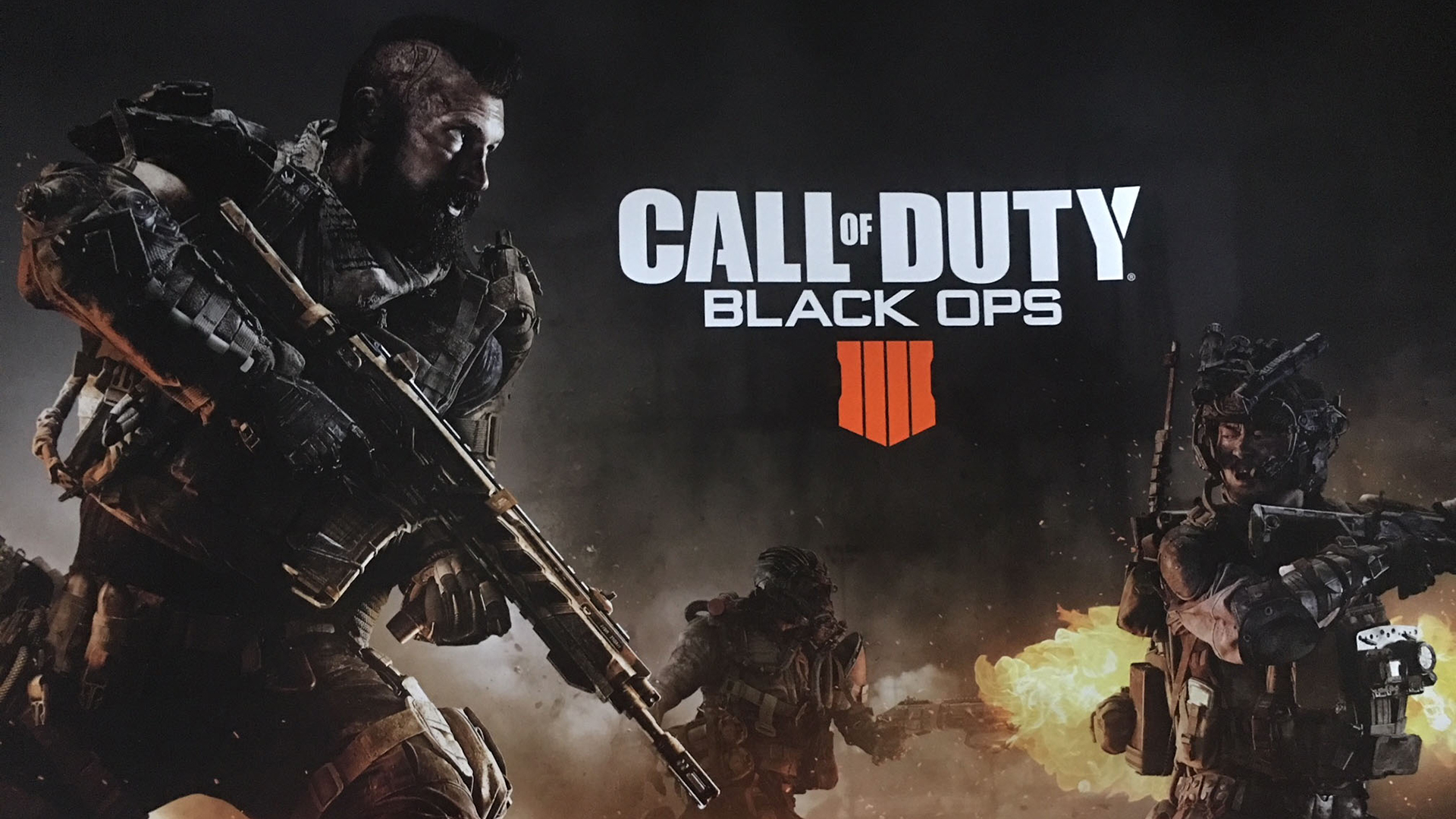 Call of Duty Black Ops 4 Wallpapers. ««