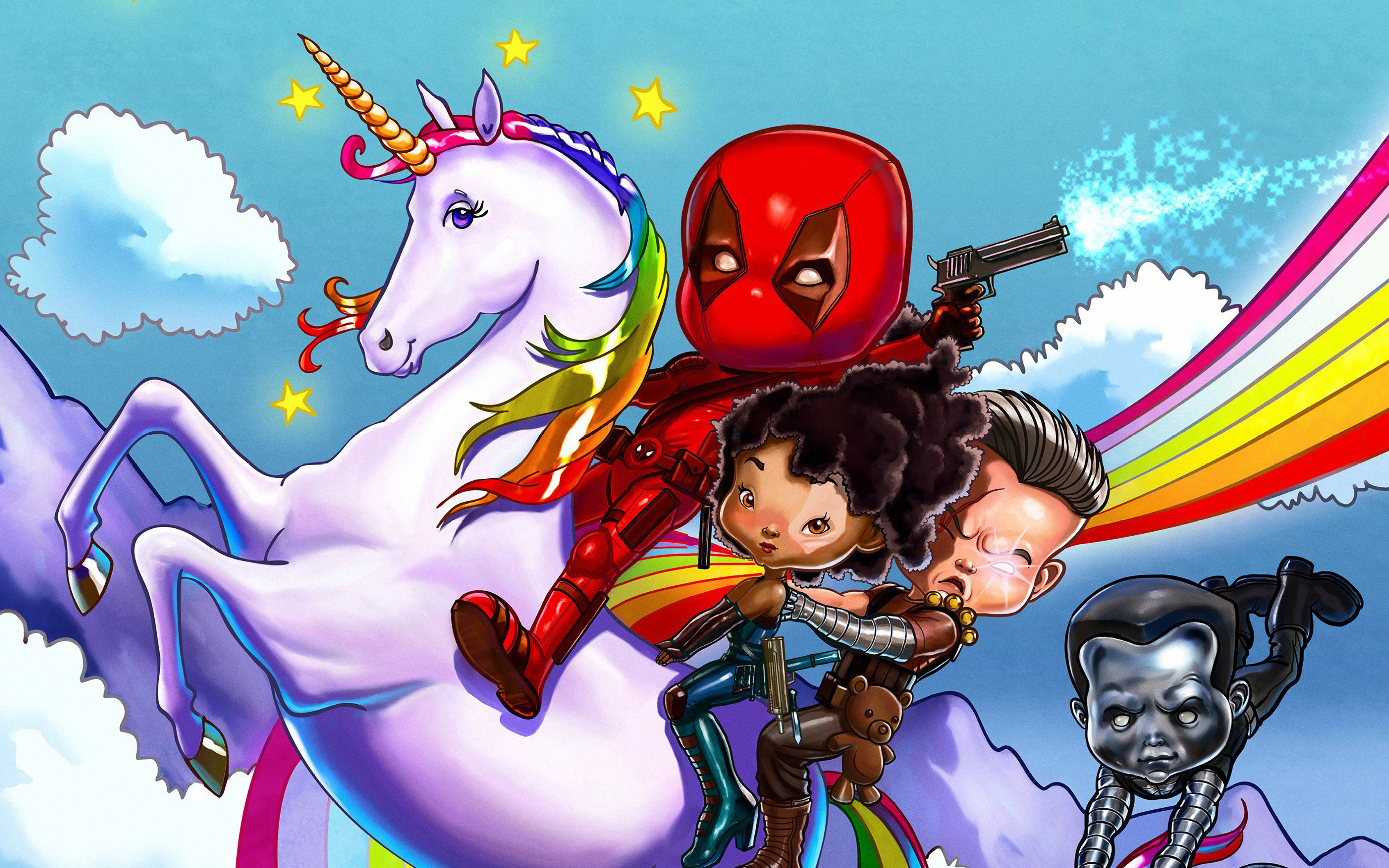 Deadpool 2 Wallpapers Hd Wallpapers