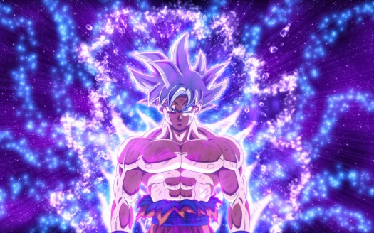 Dragon Ball Super Goku Ultra Instinct 4k Wallpapers Hd Wallpapers