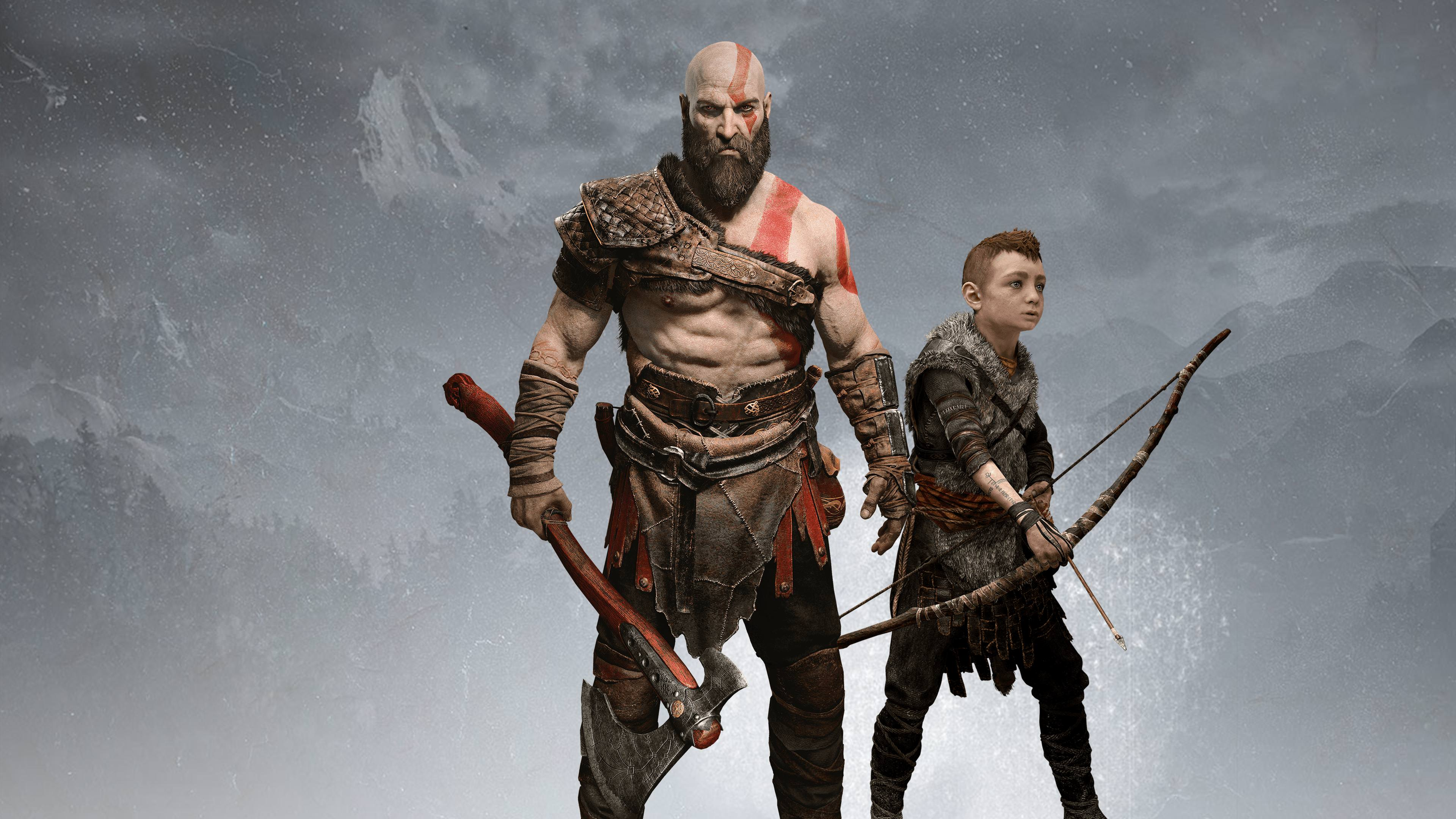 God Of War Collector S Edition Playstation 4 2018 4k