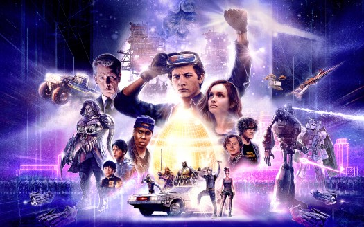 Ready Player One 2018 4K 8K Wallpapers | HD Wallpapers