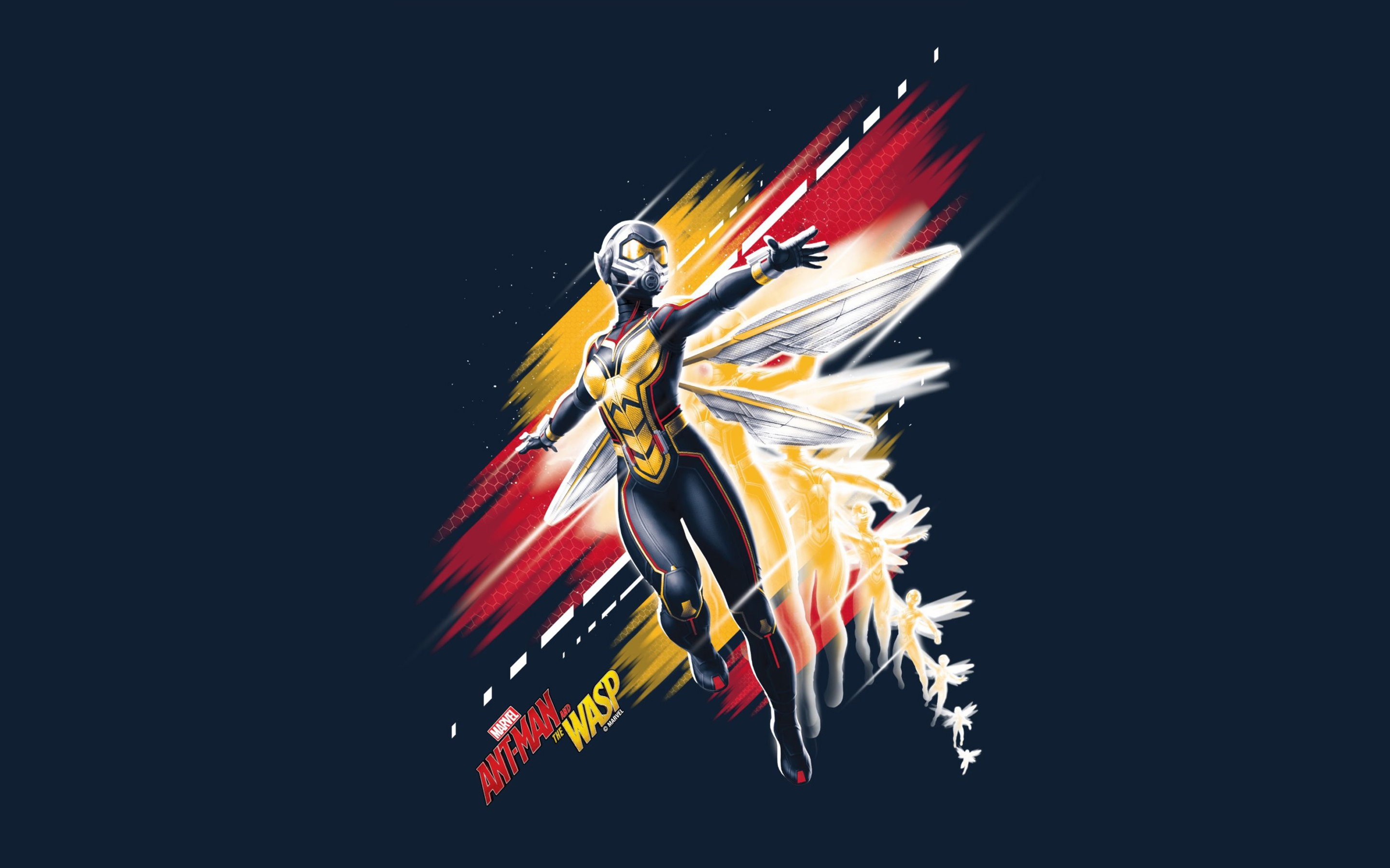 The Wasp In Ant Man And Wallpapers