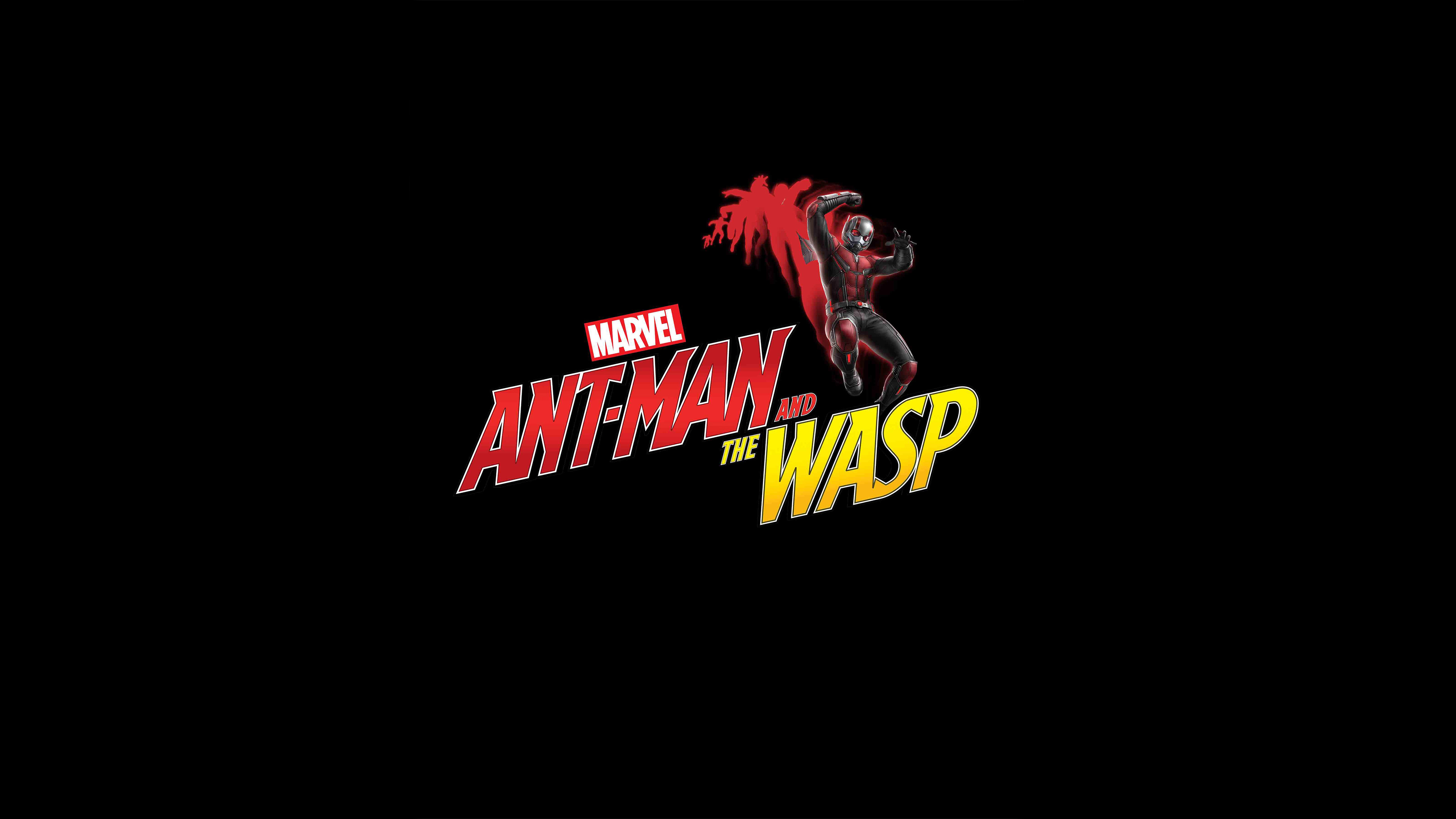 Ant Man And The Wasp 4K Wallpapers