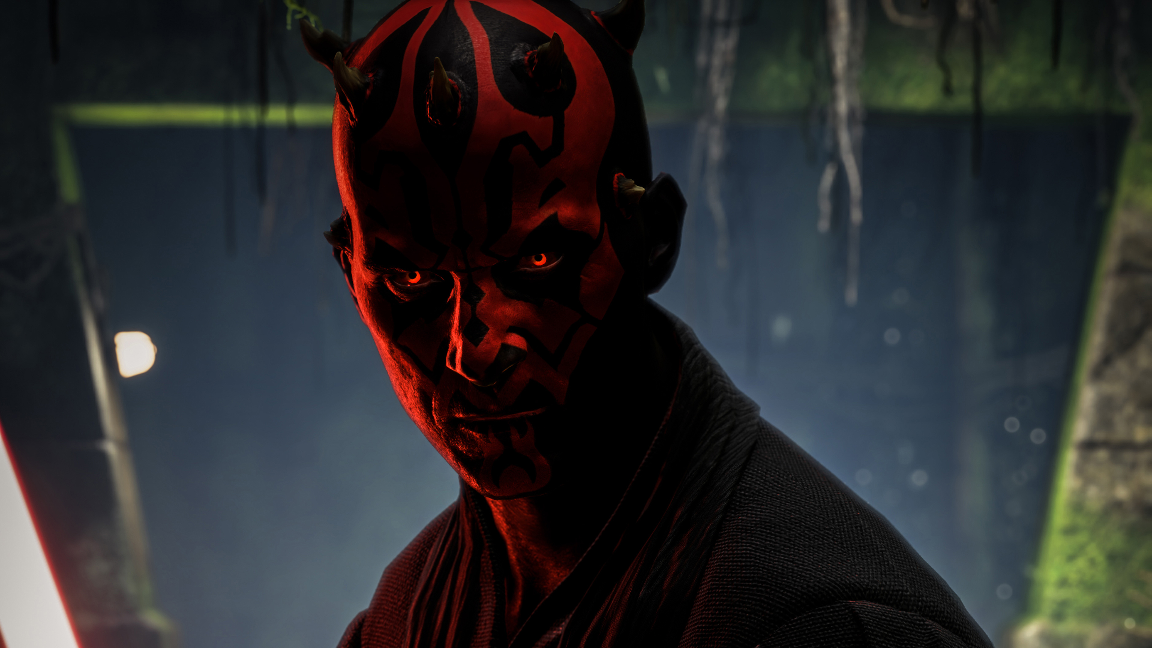 Darth Maul From Star Wars 4k Wallpapers Hd Wallpapers
