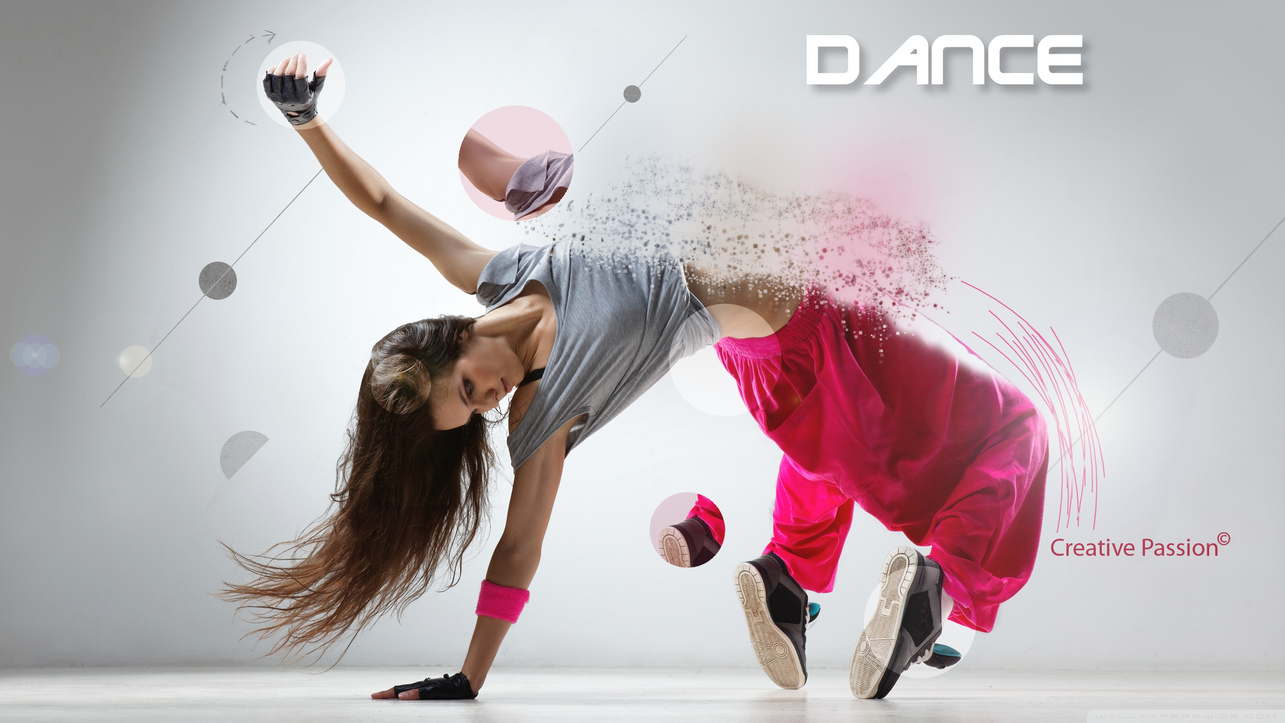 Hip Hop Girls 4K Wallpaper