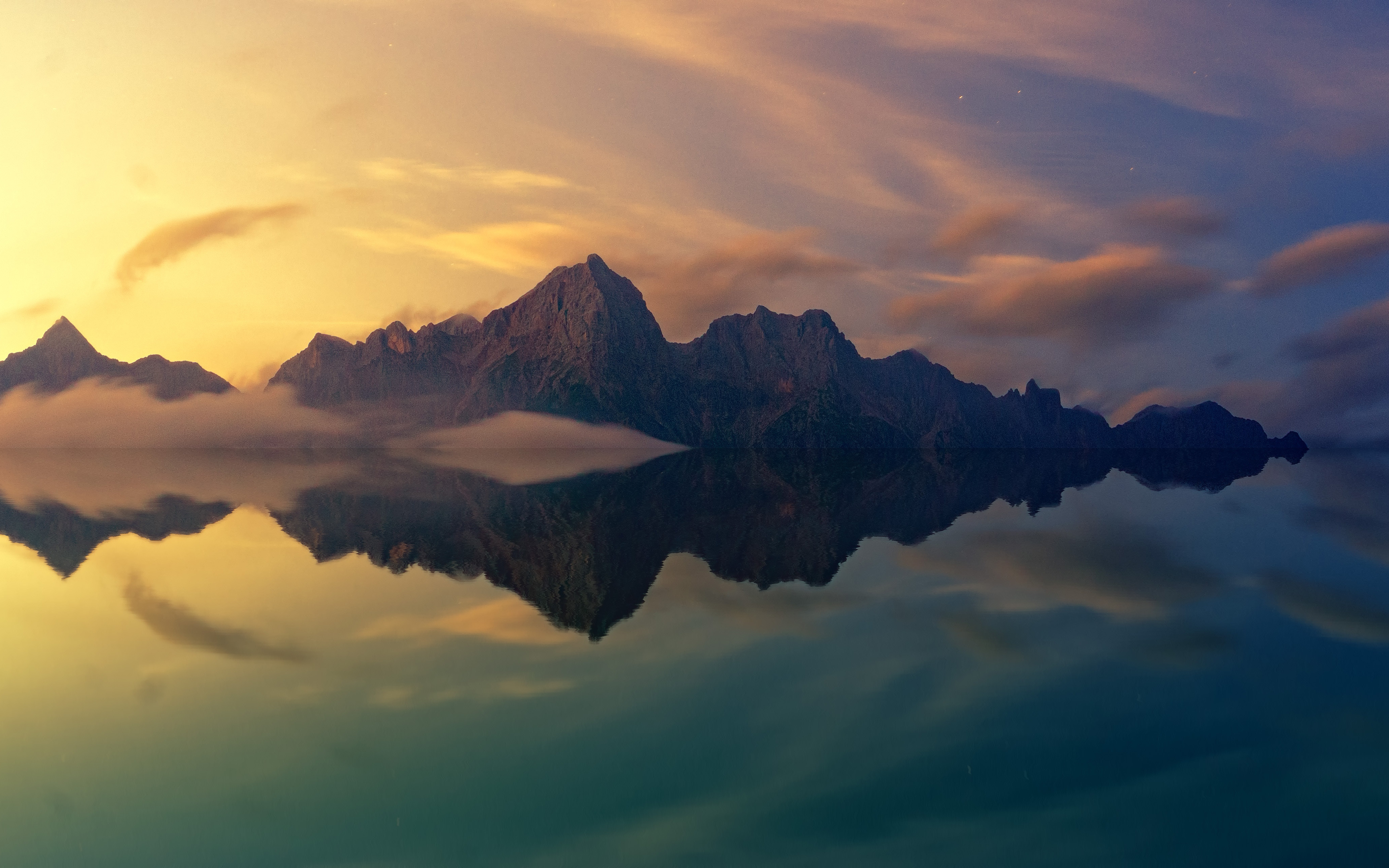 mountains reflections 4k wallpapers hd wallpapers