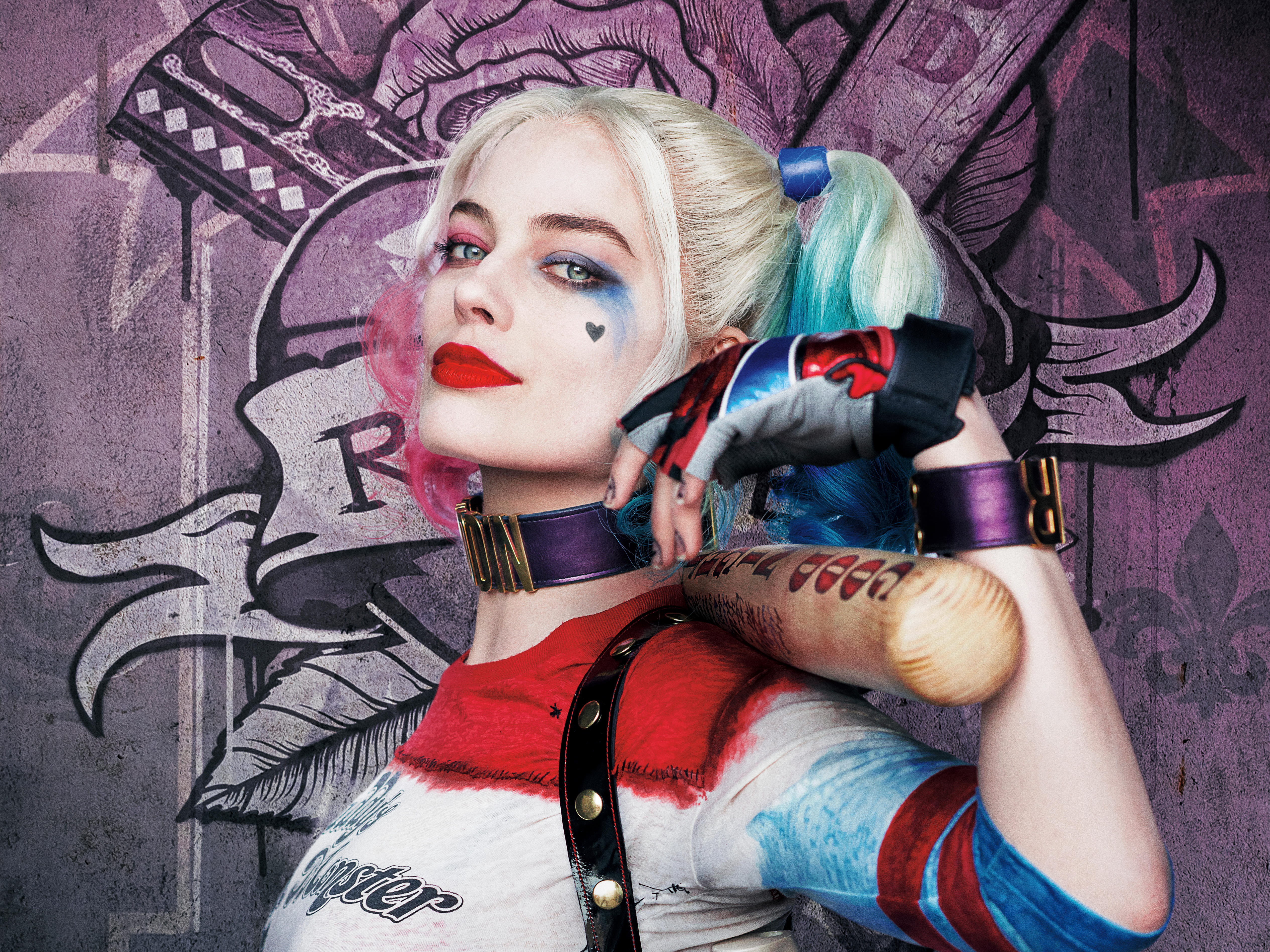 Harley Quinn Margot Robbie Suicide Squad WallpapersHarley Wallpapers