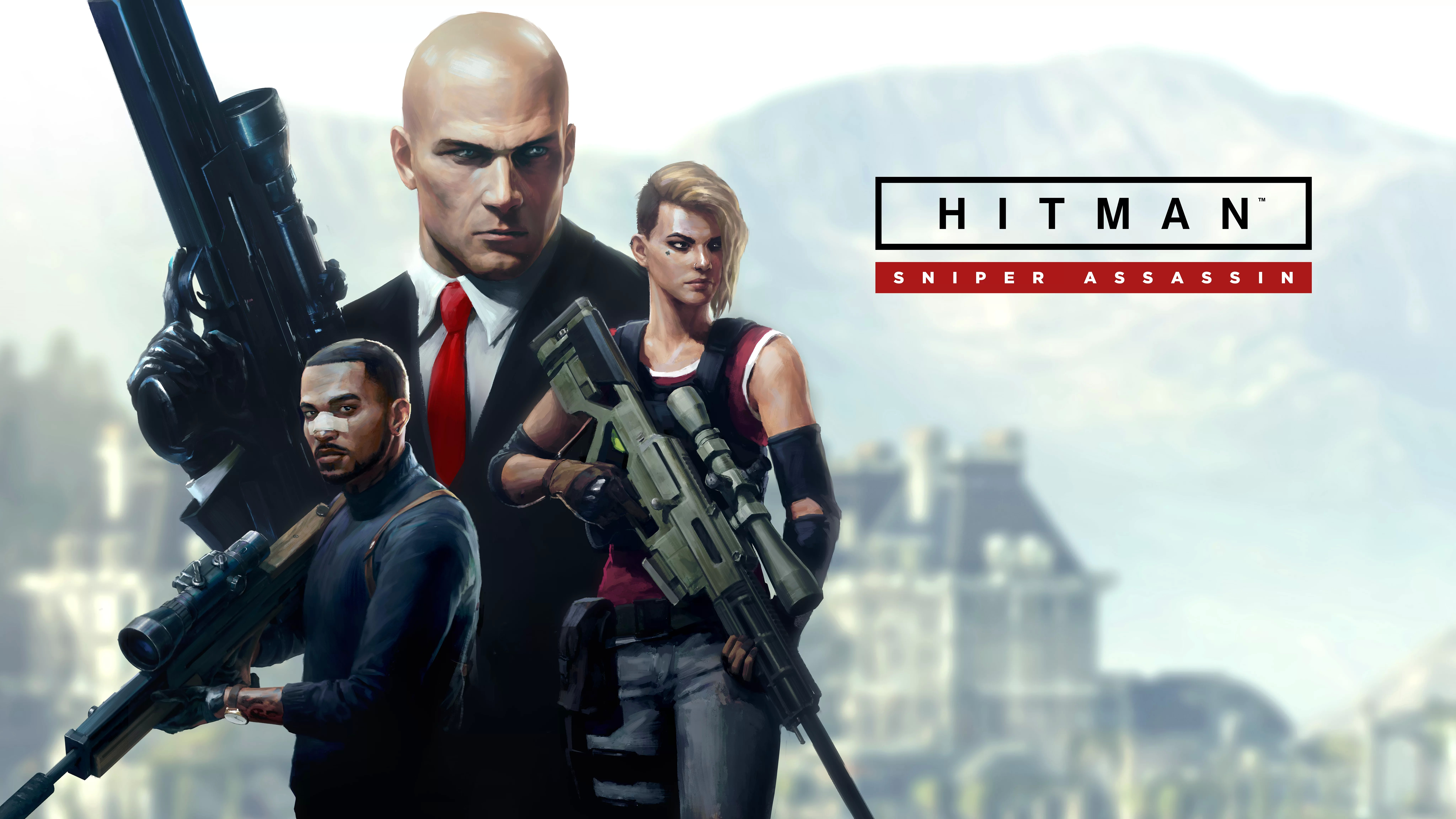 Hitman 2 Sniper Assassin 4k 8k Wallpapers Hd Wallpapers