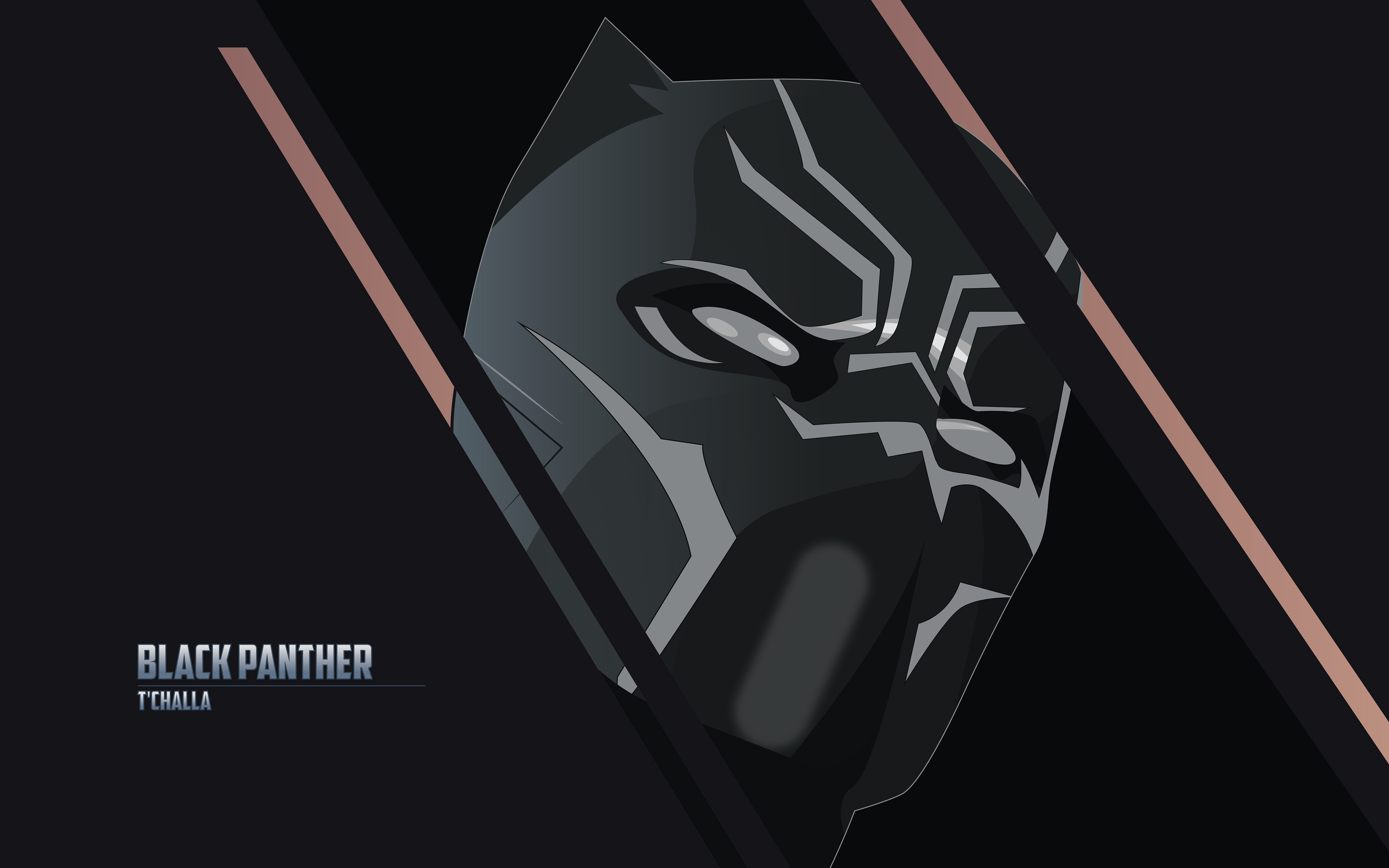T Challa The Black Panther 4k Wallpapers Hd Wallpapers