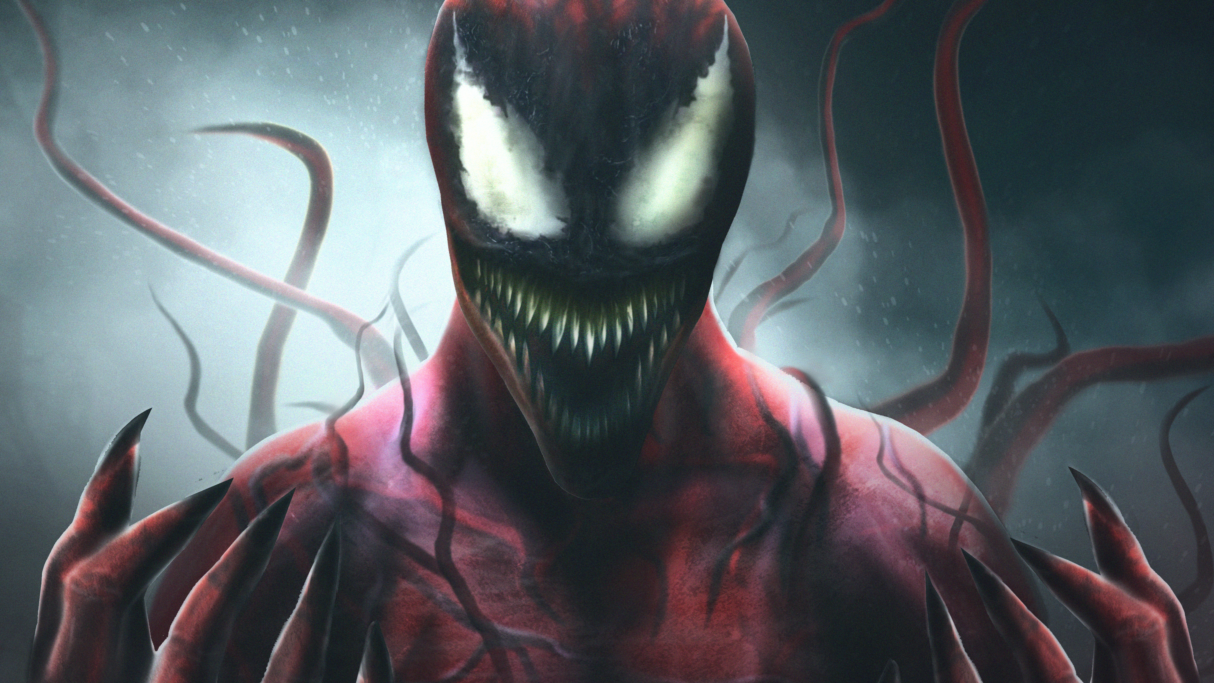 Carnage Marvel Supervillain 4K Wallpapers | HD Wallpapers