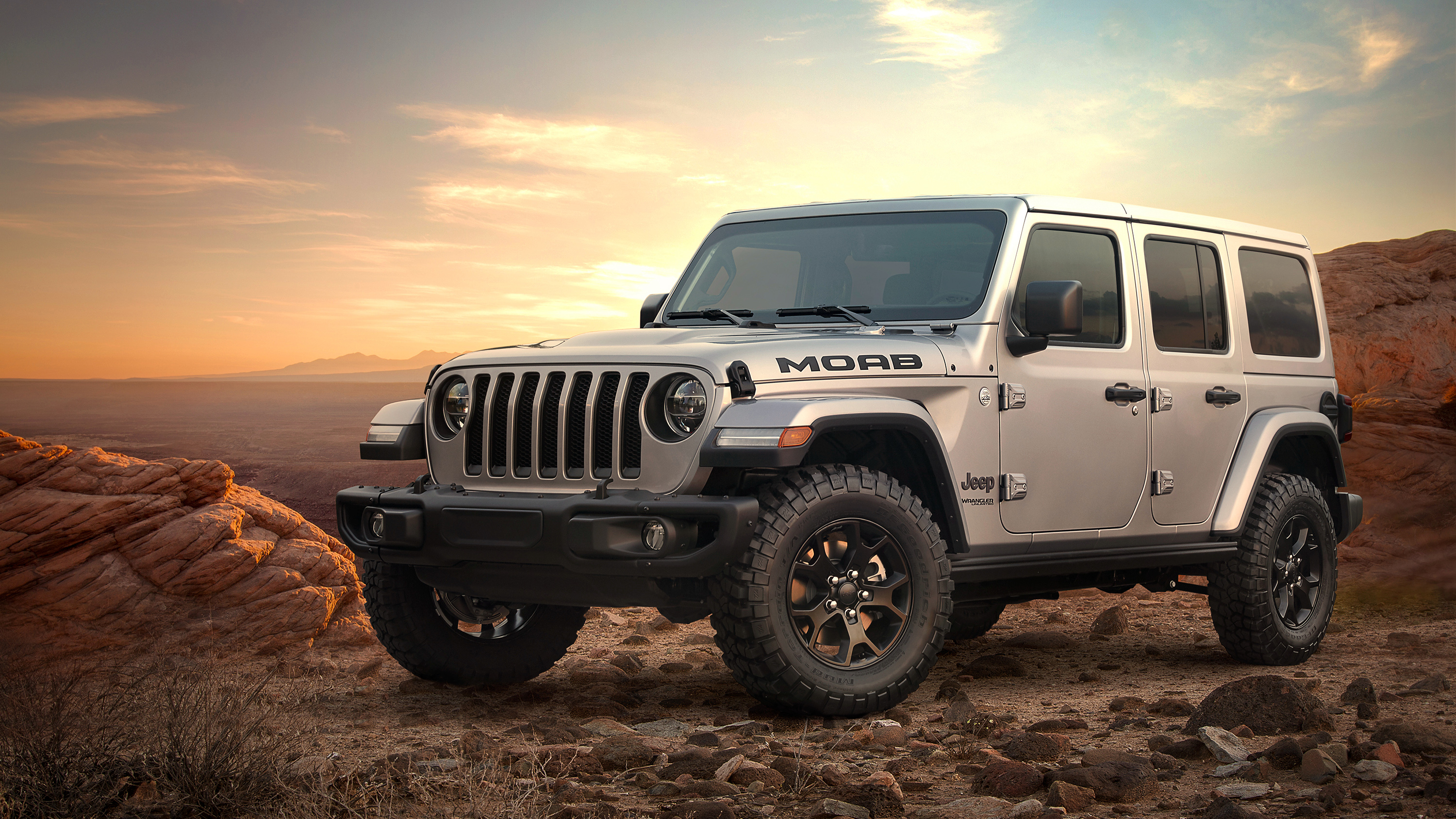 2018 Jeep Wrangler Unlimited Moab Edition Wallpapers Hd