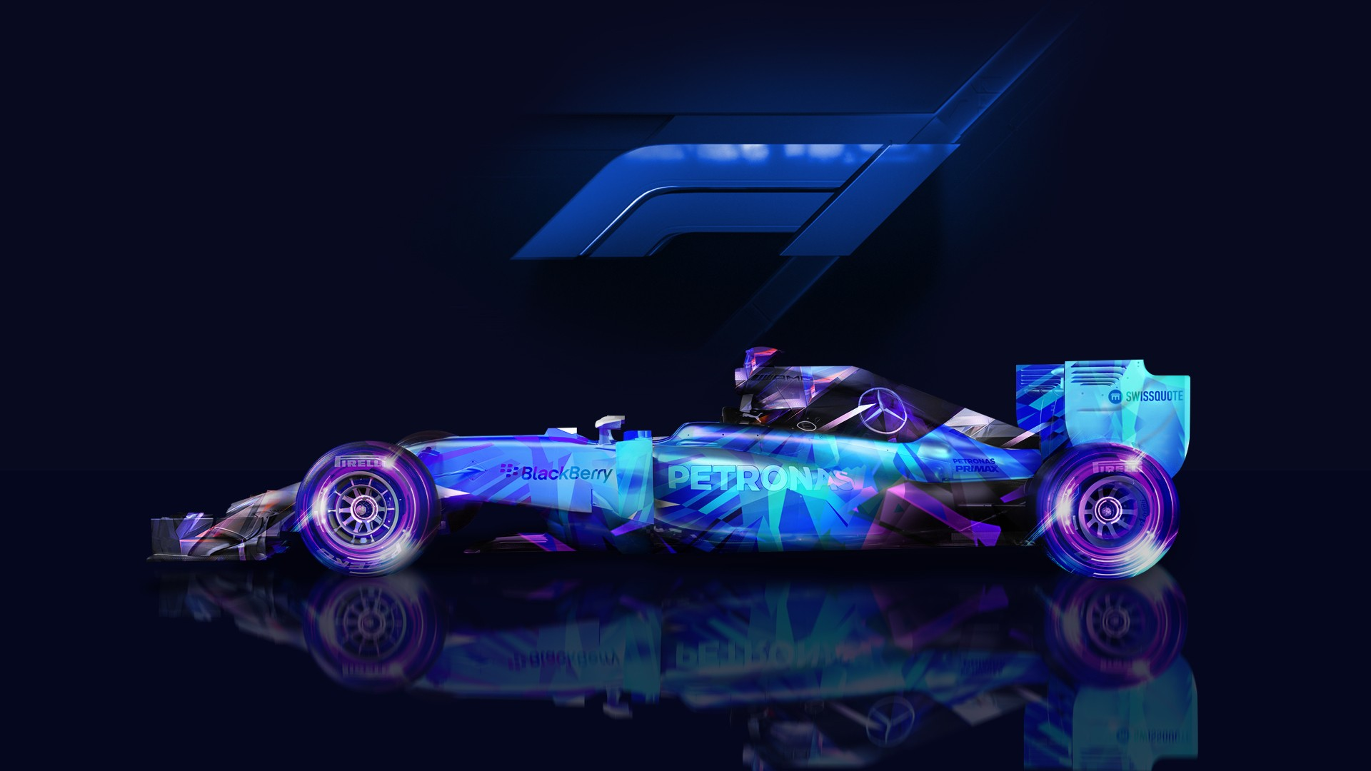 Mercedes F1 W05 Formula One Racing Car Wallpapers Hd Wallpapers