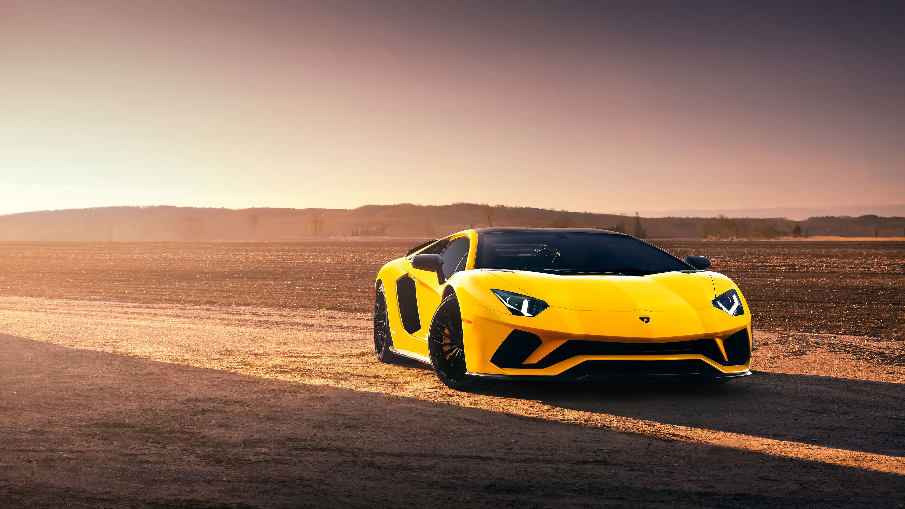 Lamborghini Aventador S 4k Wallpapers Hd Wallpapers