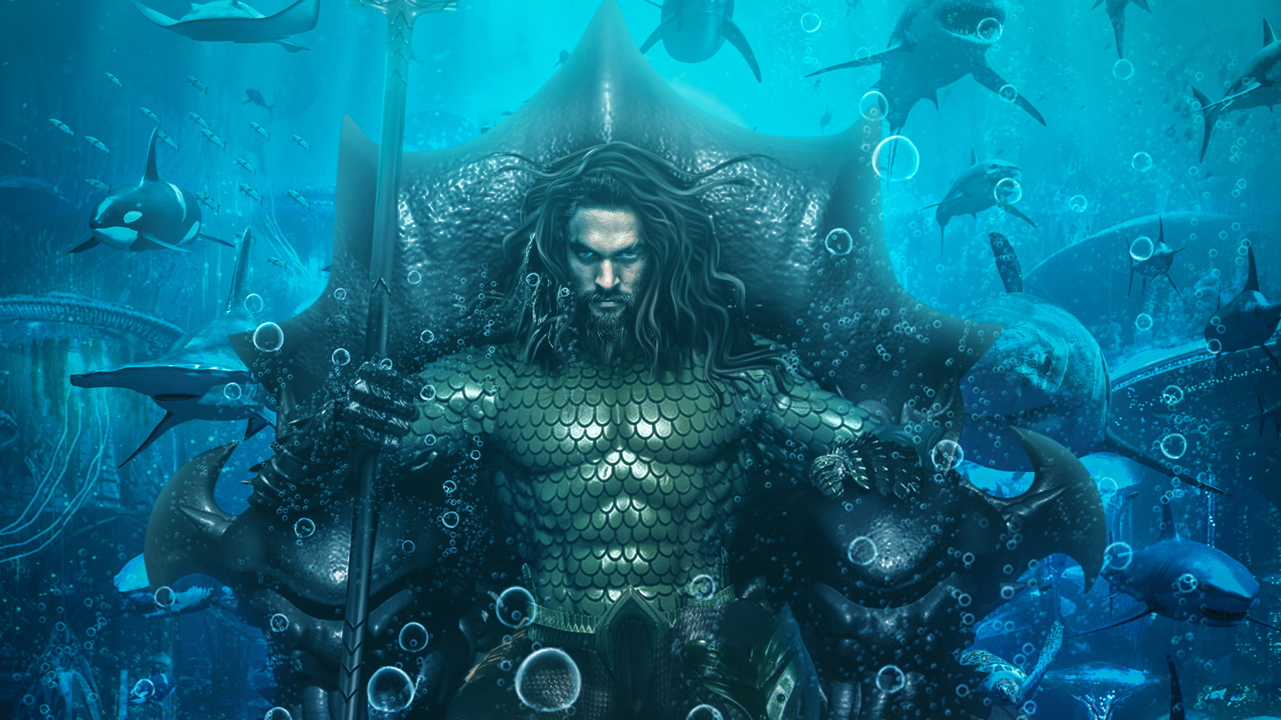 Aquaman Artwork Wallpapers Hd Wallpapers