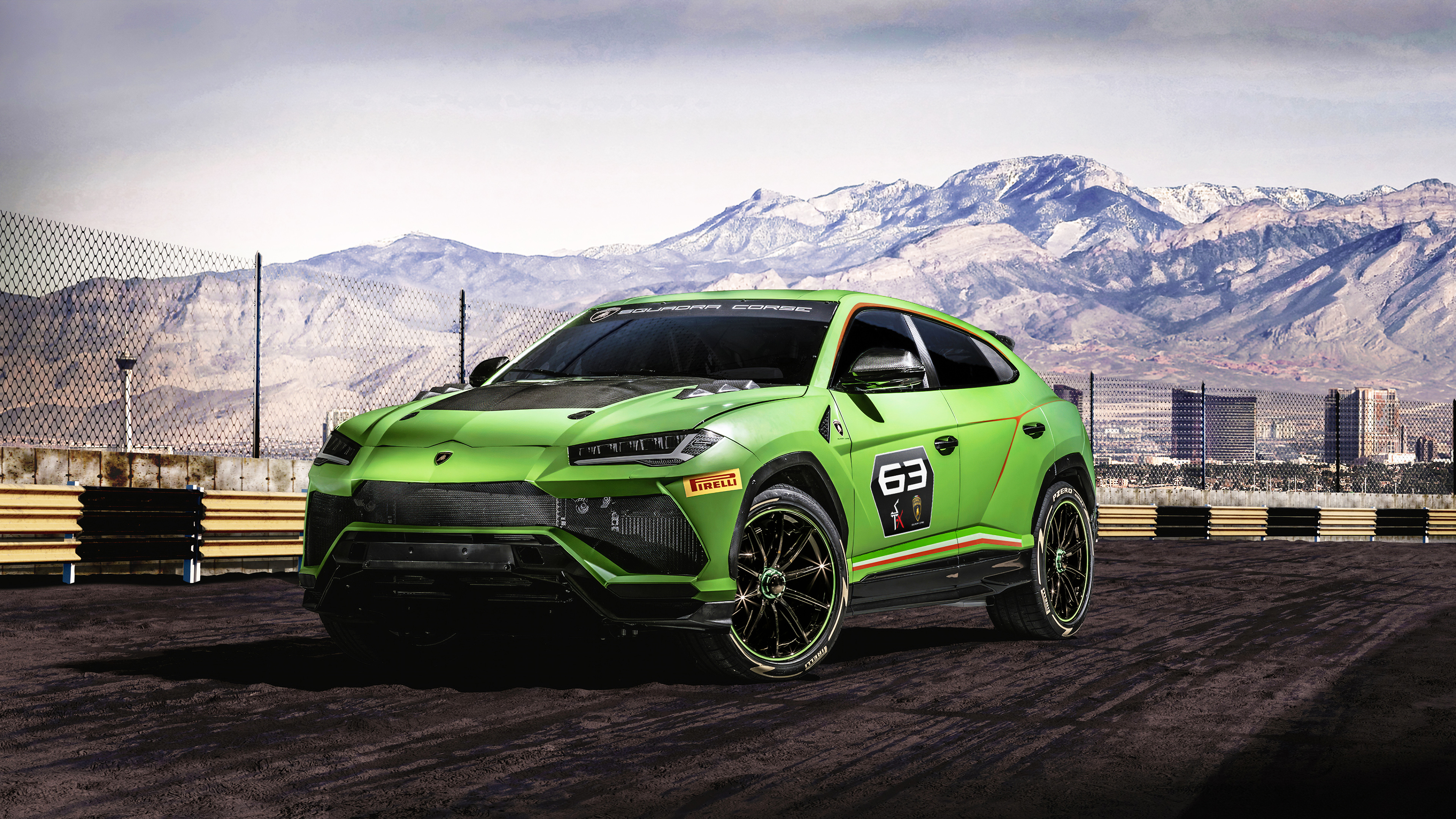 Lamborghini Urus St X Concept 2019 4k Wallpapers Hd Wallpapers