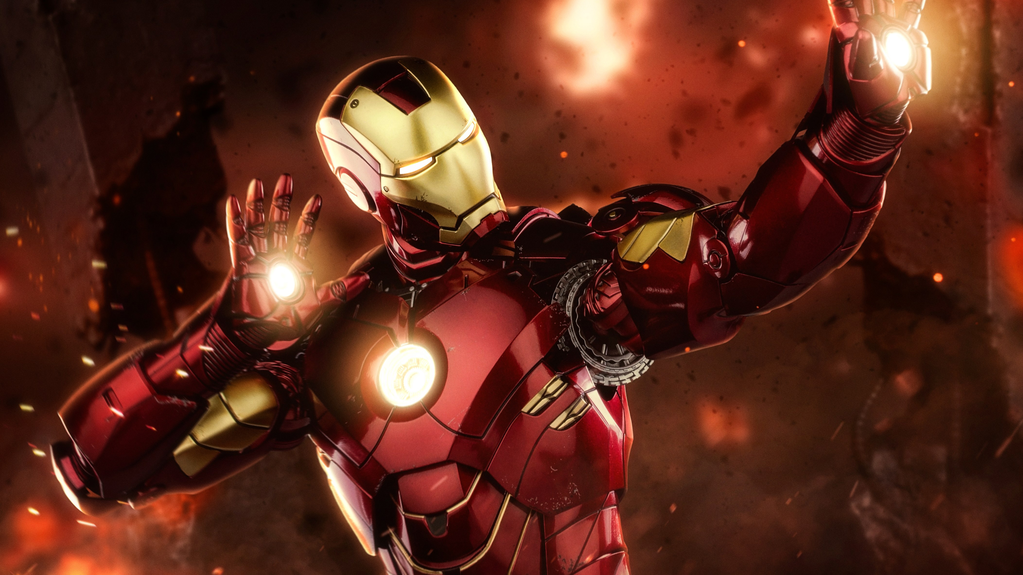 Iron Man 4k Wallpapers Hd Wallpapers