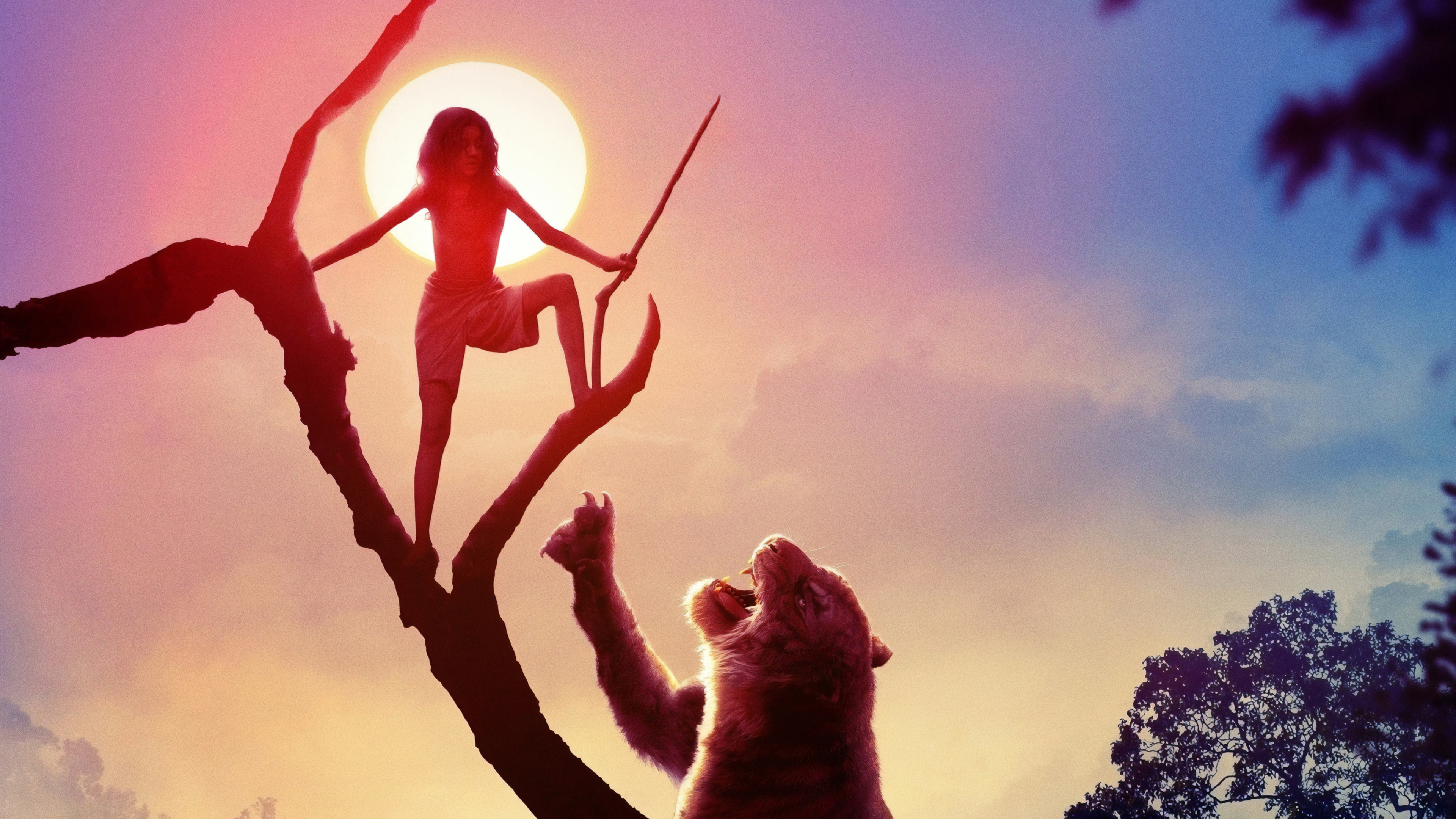 Mowgli Legend Of The Jungle 4k Wallpapers Hd Wallpapers