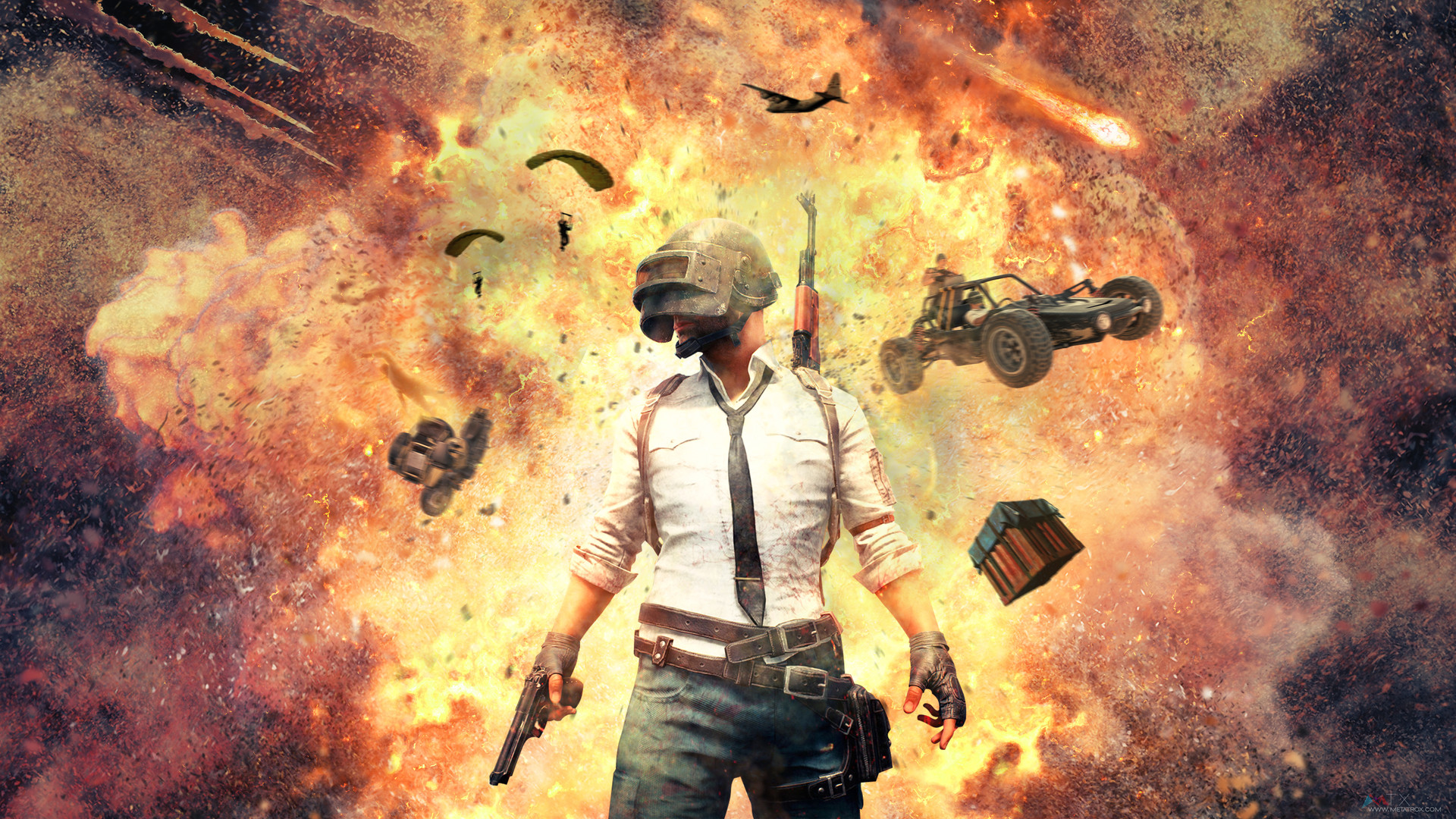 Pubg Wallpaper High Quality: PUBG Wallpapers