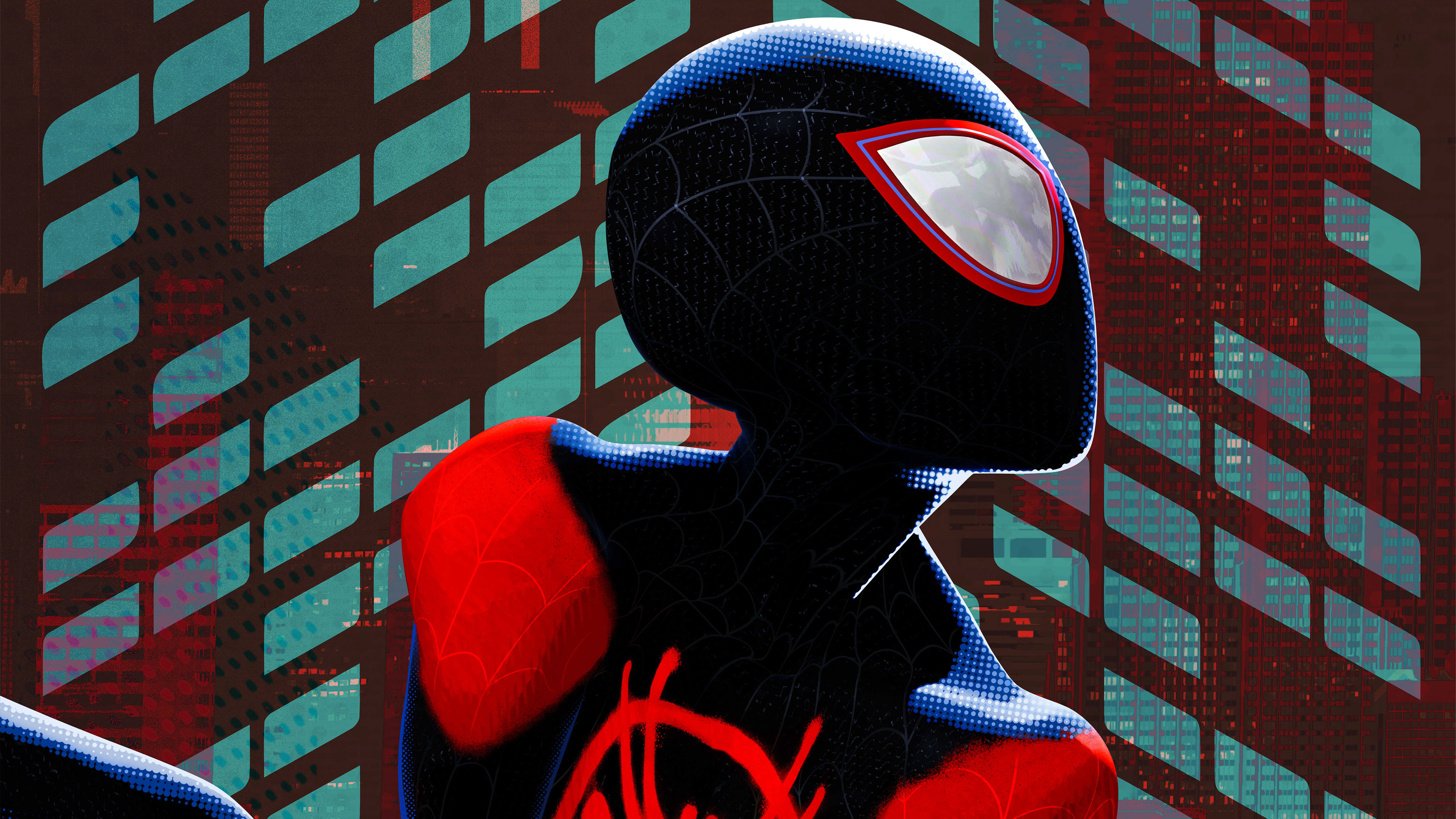 Spider Man Into The Spider Verse Hd 4k Wallpapers Hd Wallpapers