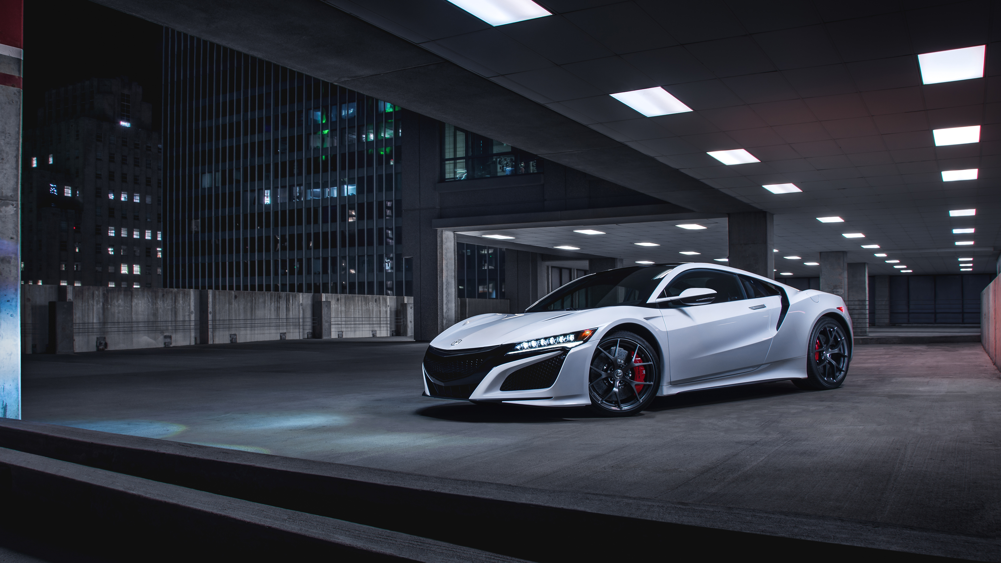 Acura Nsx 2019 4k Wallpapers Hd Wallpapers