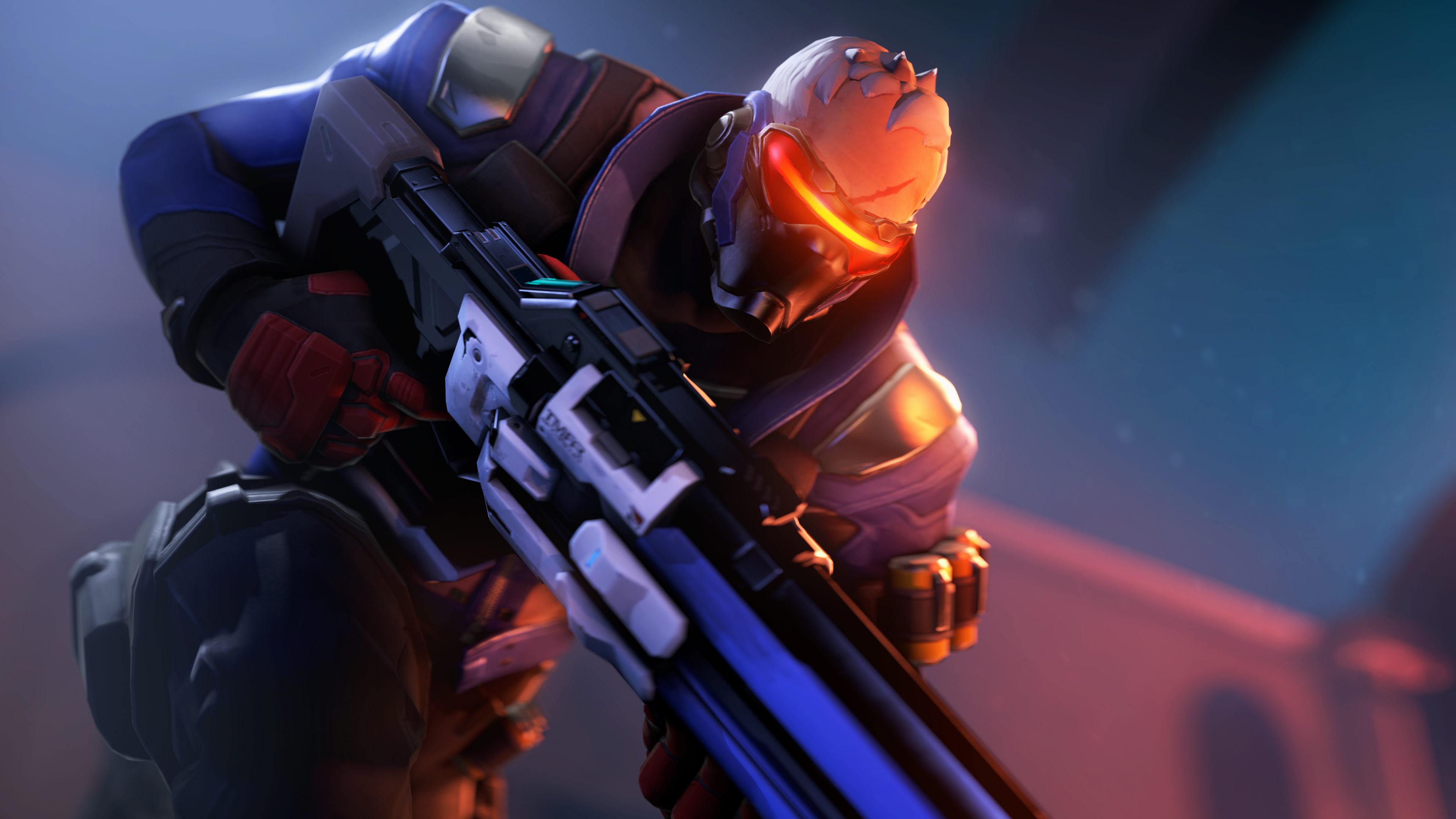 Overwatch Soldier 76 4k Wallpapers Hd Wallpapers