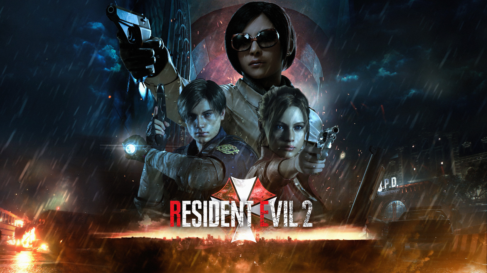 Resident Evil 2 2019 Wallpapers Hd Wallpapers