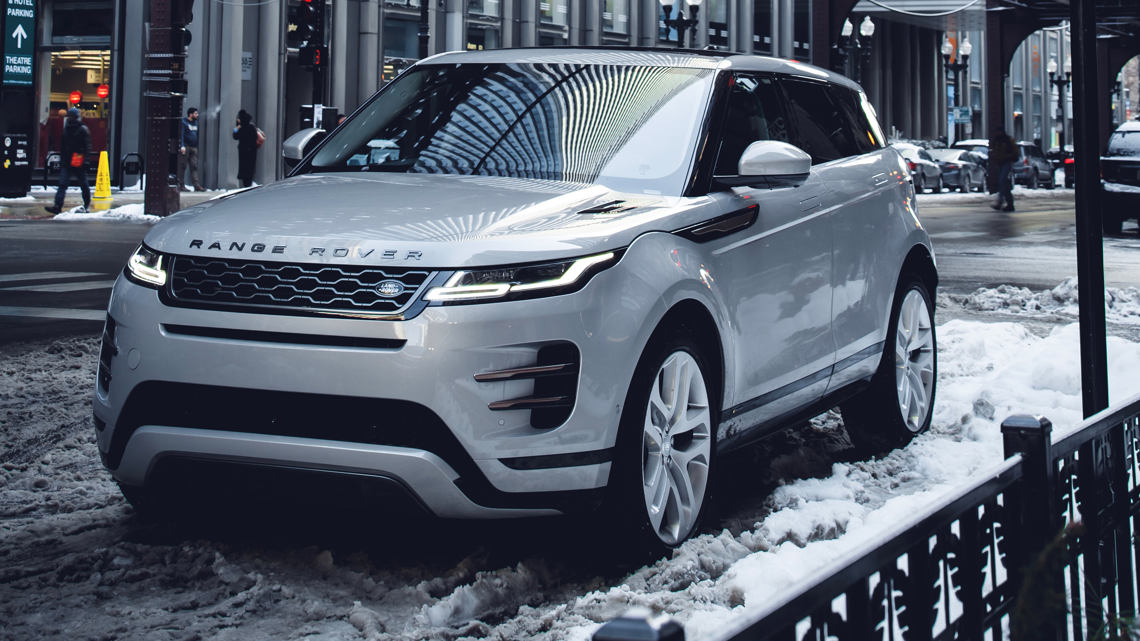 Range Rover Evoque P300 S R Dynamic 2019 4k Wallpapers Hd Wallpapers