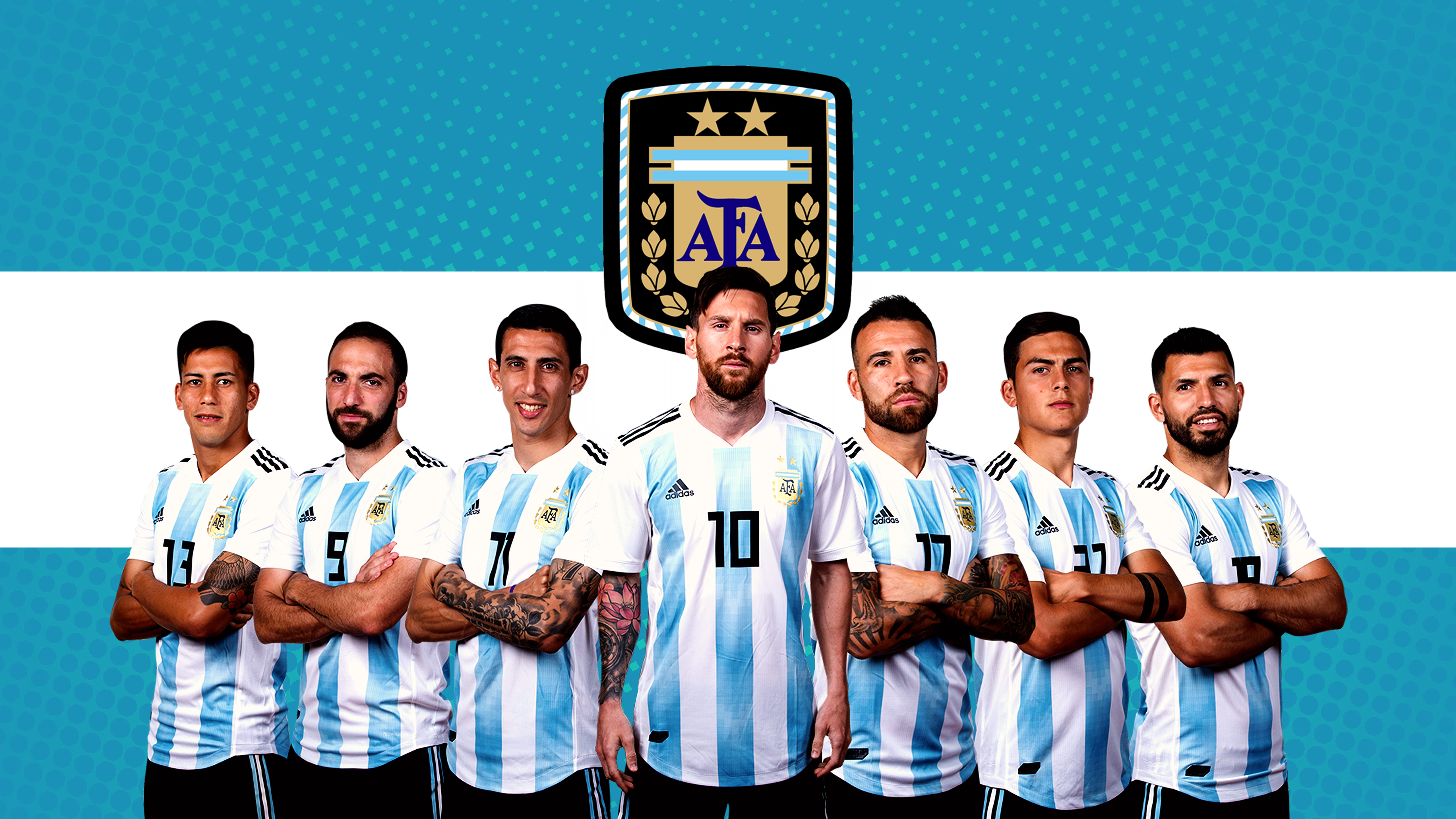 Argentine Football Association 5k Wallpapers Hd Wallpapers