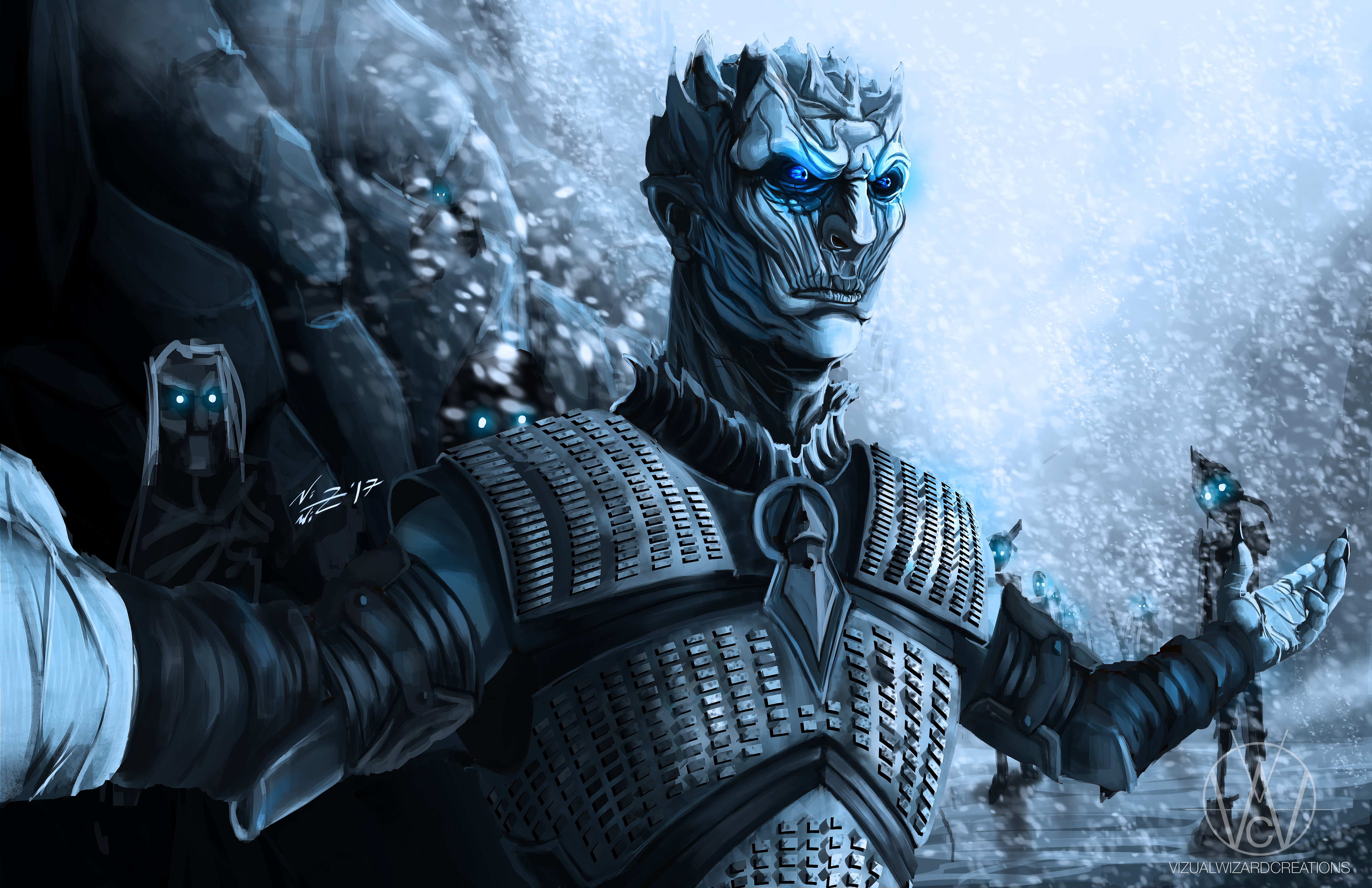 Night King 5k Hd Tv Shows 4k Wallpapers Hd Wallpapers