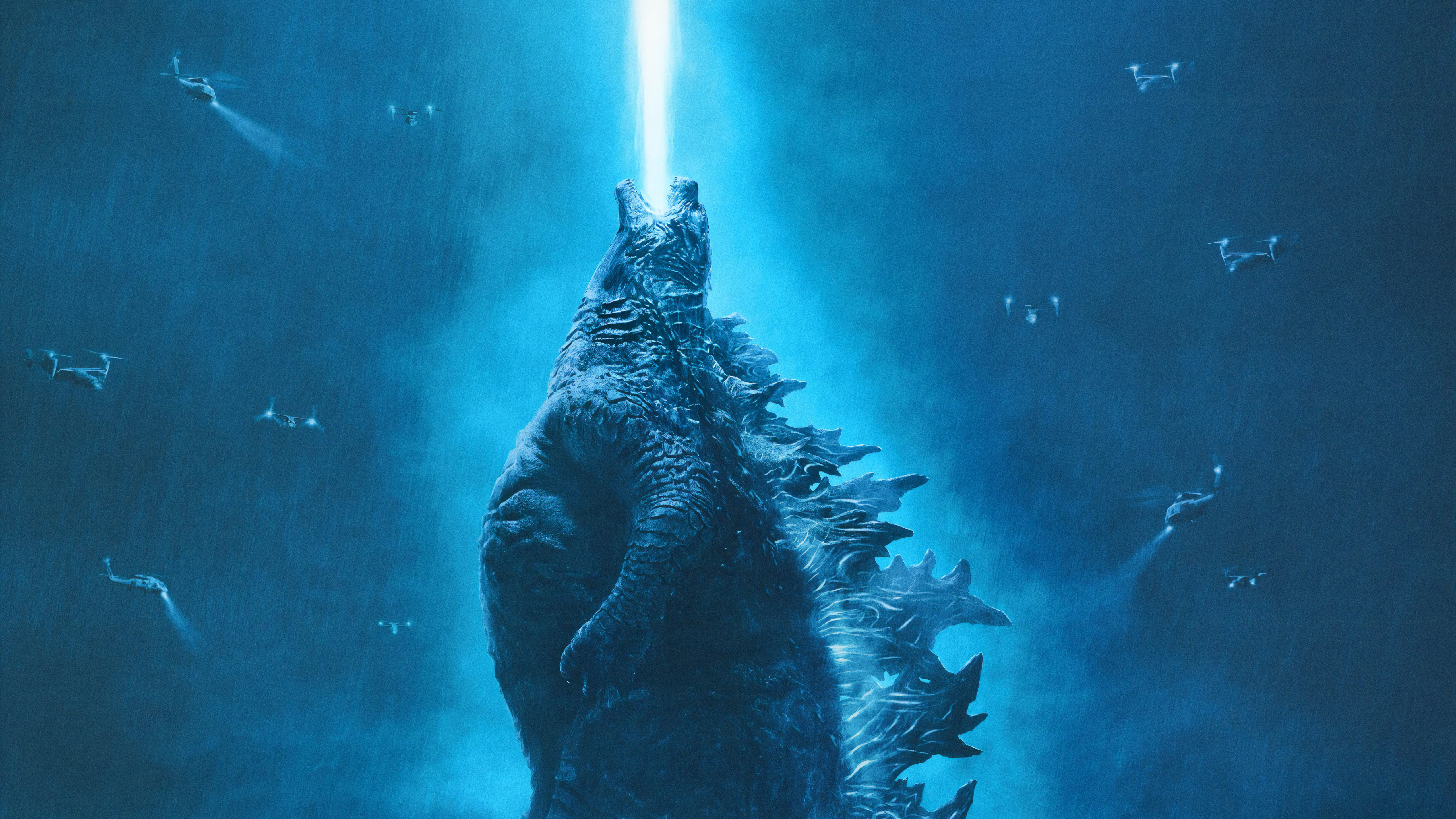 Godzilla King Of The Monsters 2019 5k Wallpapers Hd Wallpapers