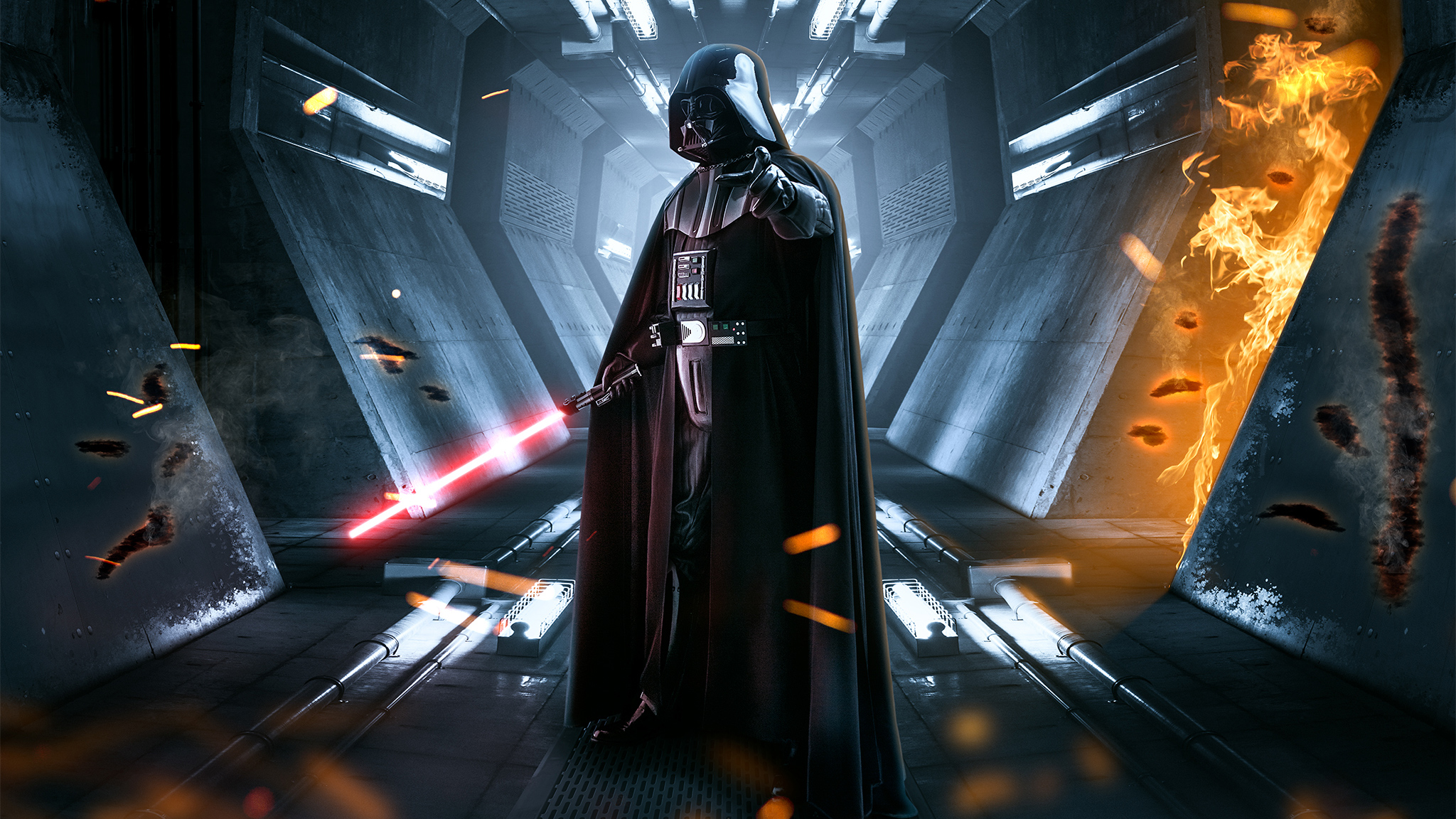New Darth Vader Wallpapers