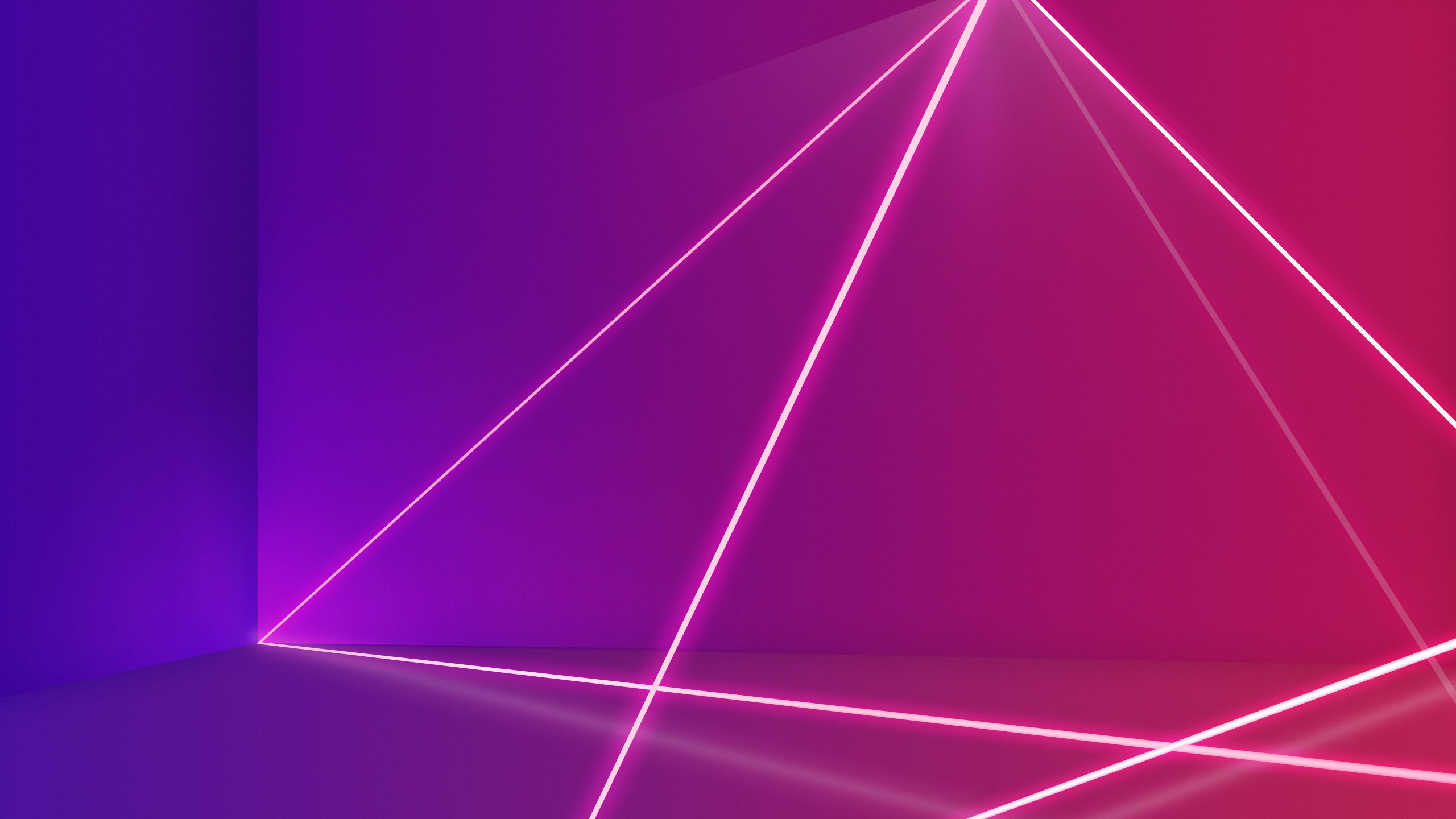 Pink Neon LG V30 Stock Wallpapers | HD