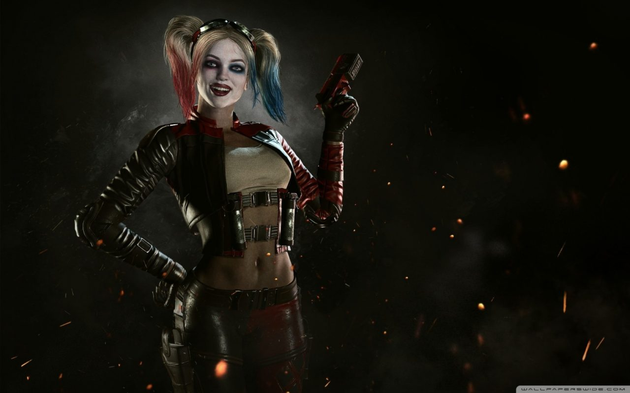 Injustice 2 Harley Quinnhd Wallpapers Hd Wallpapers