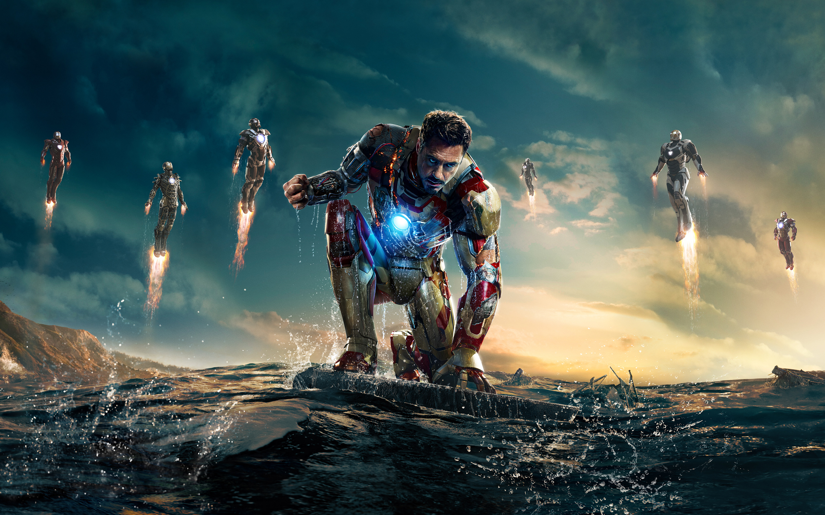 Iron Man 3 New Hd Wallpapers Hd Wallpapers