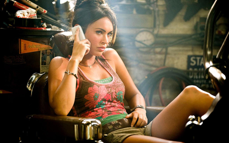 Tags Exclusive Transformers 2 Megan Fox