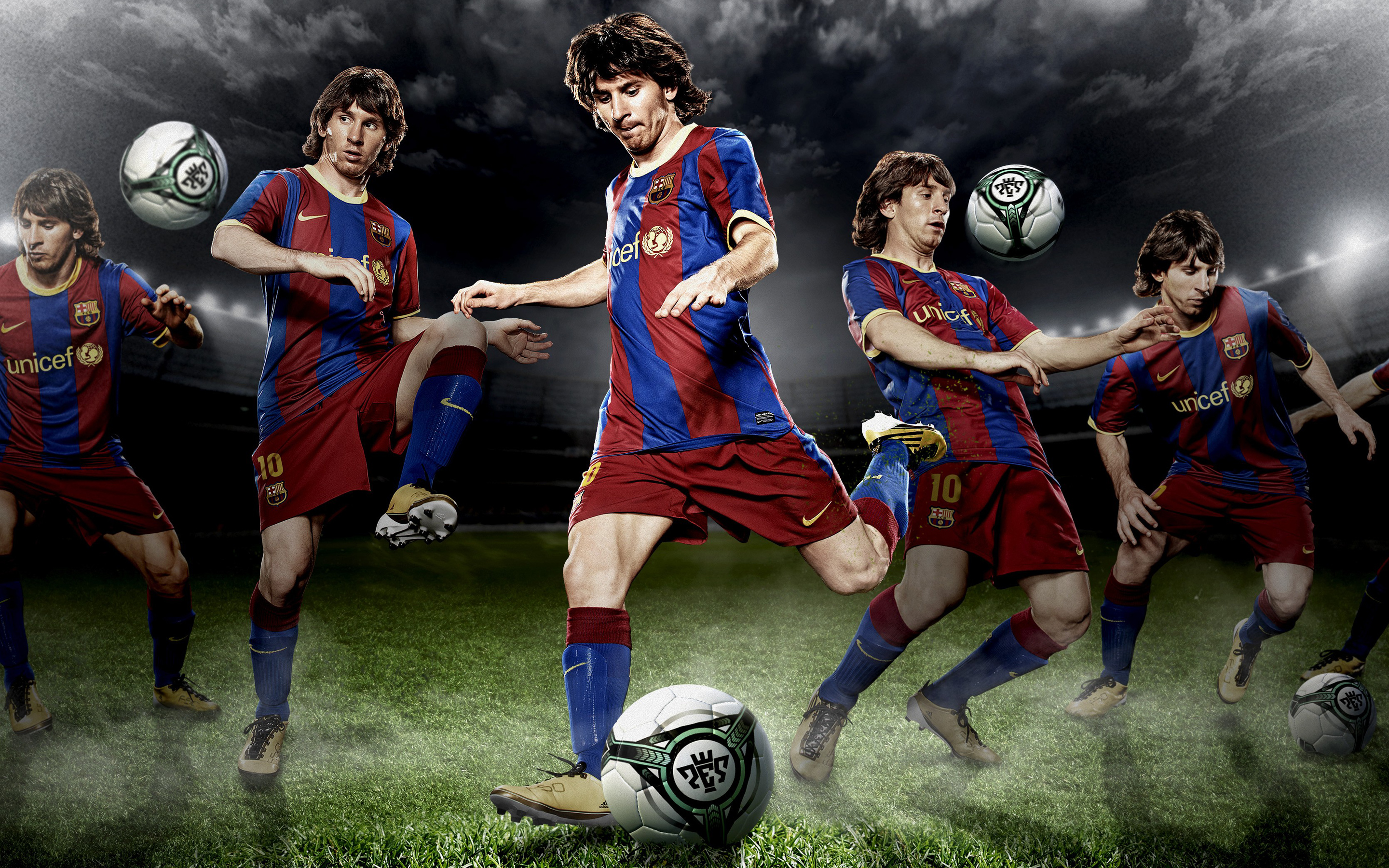 Soccer Player Lionel Messi 4k Wallpapers Hd Wallpapers